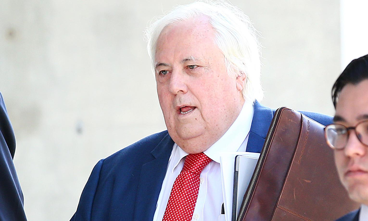 Clive Palmer paid $1 for Queensland Nickel, court told