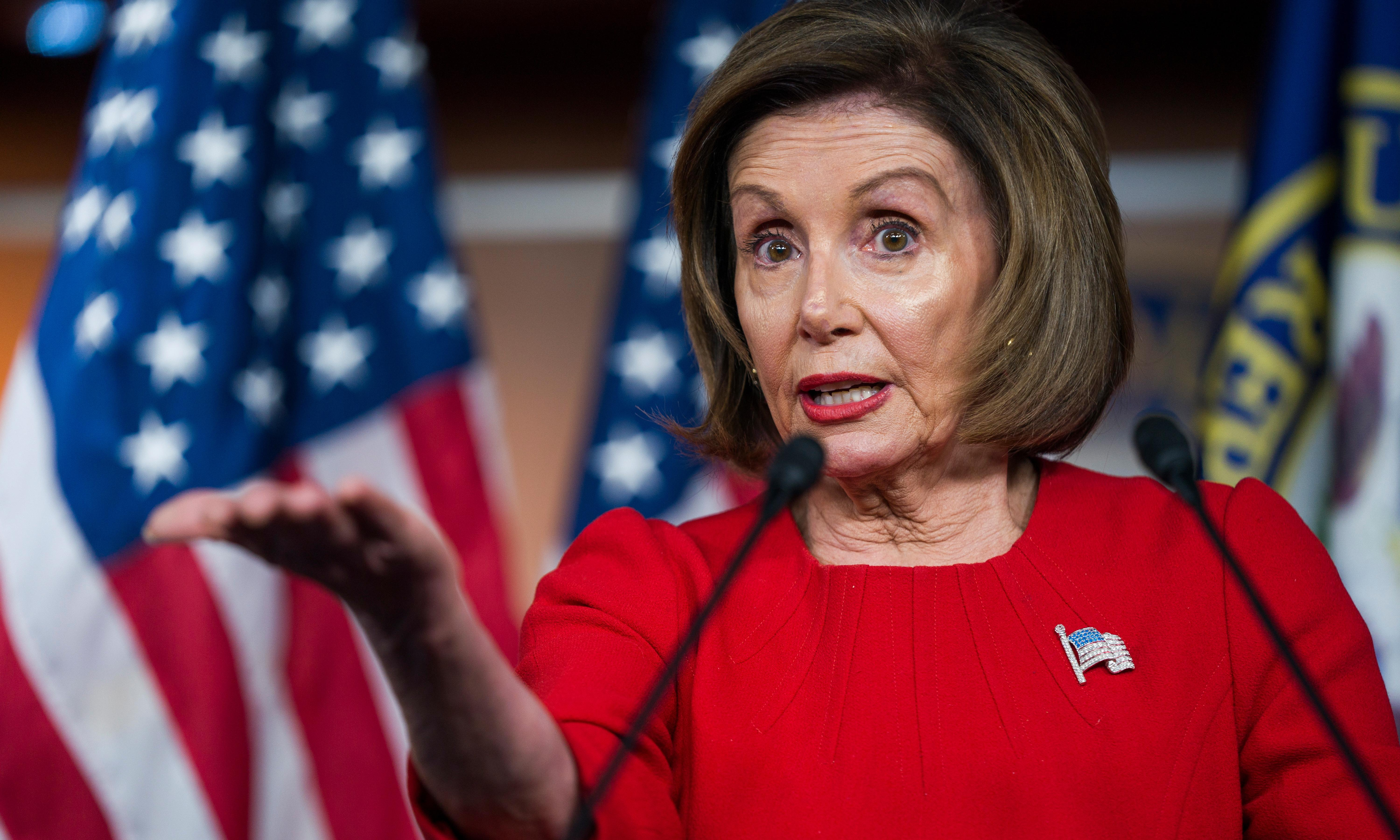 Pelosi says Trump is welcome to testify in impeachment inquiry, if he chooses