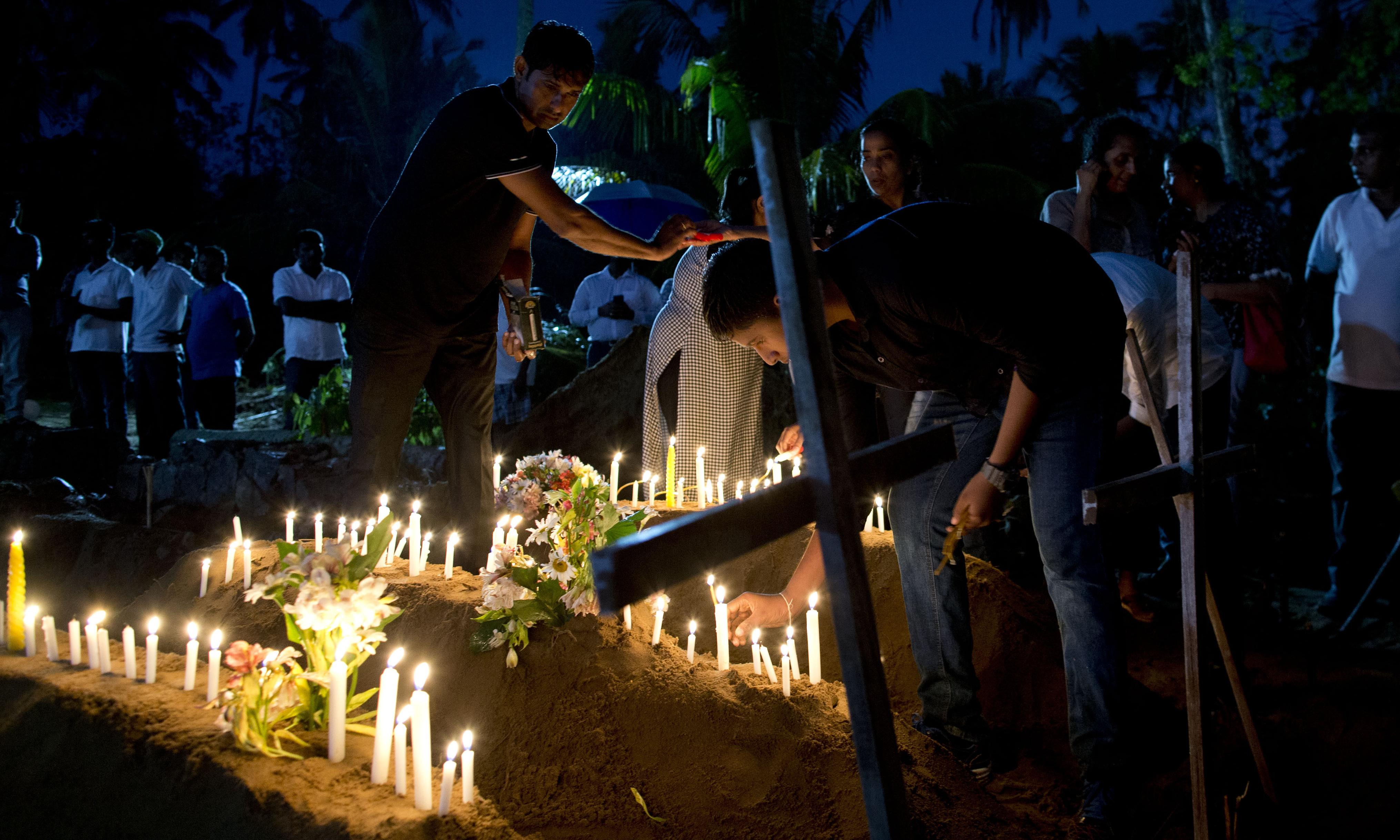 'So many lives in one day': Sri Lankans mourn after Easter carnage