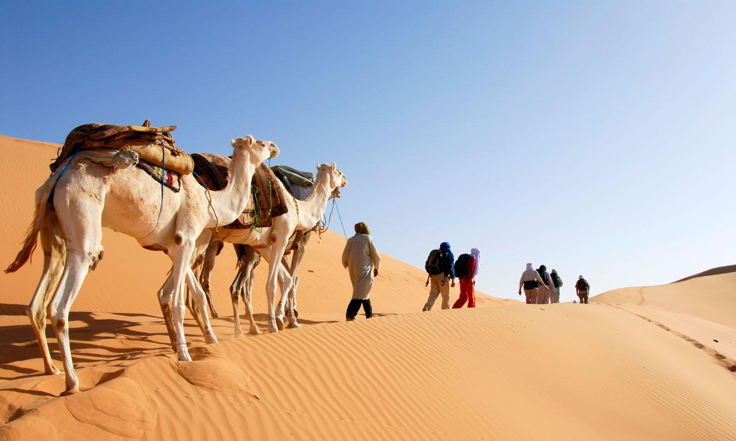 Share your experiences of desert trips for the chance of winning a £200 hotel voucher