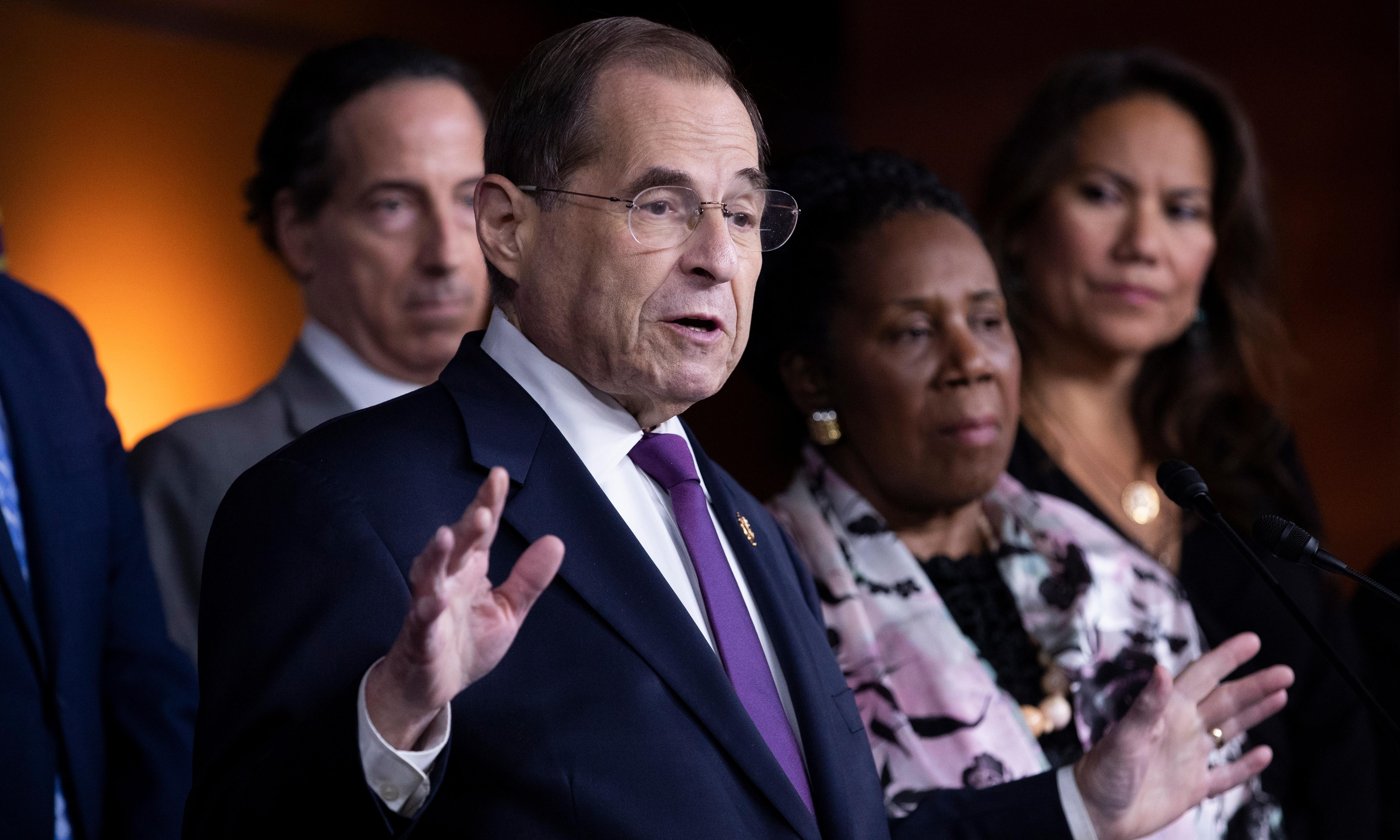 House Democrats seek access to Mueller's grand jury evidence