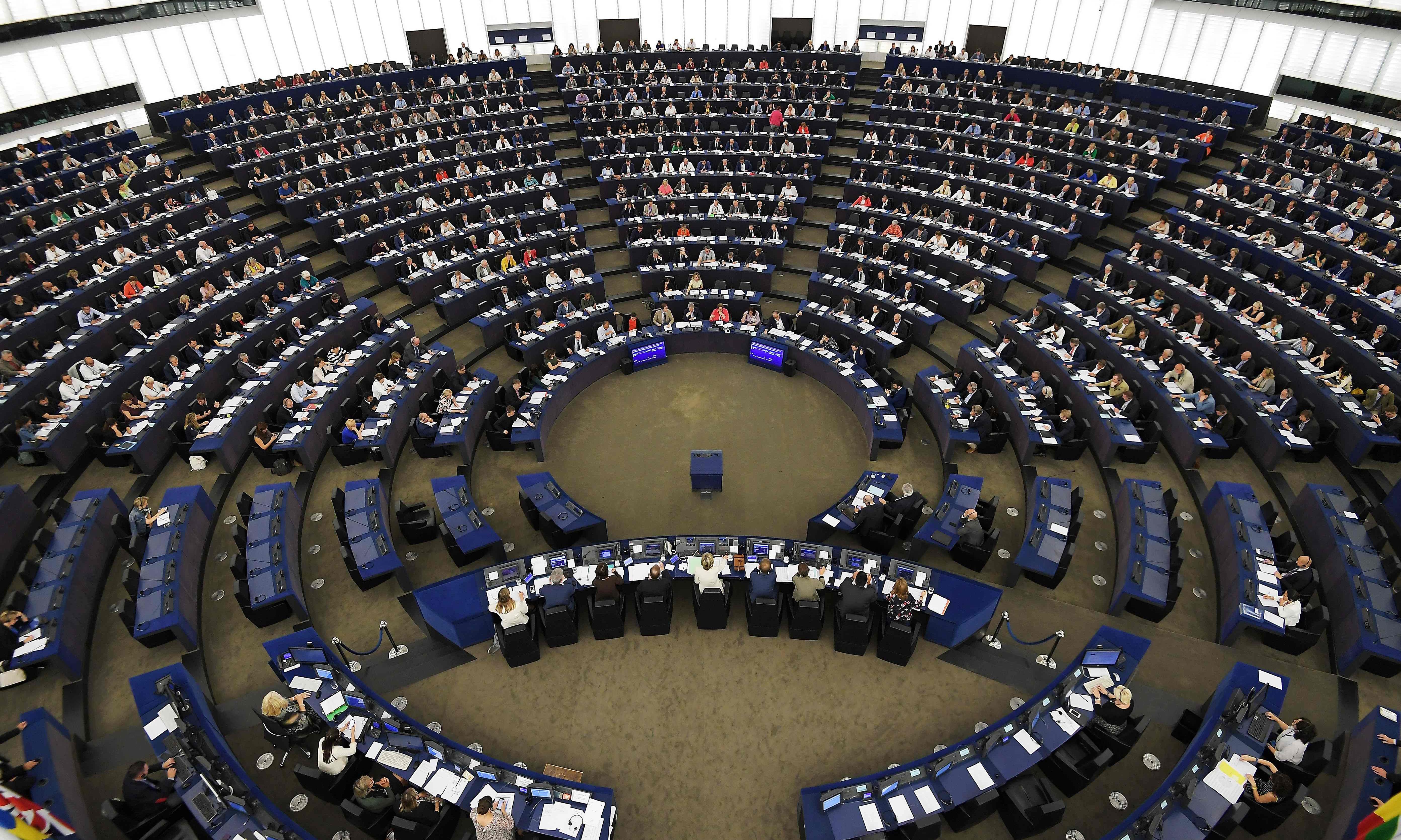 'I intend to serve five years': British MEPs take senior posts despite Brexit