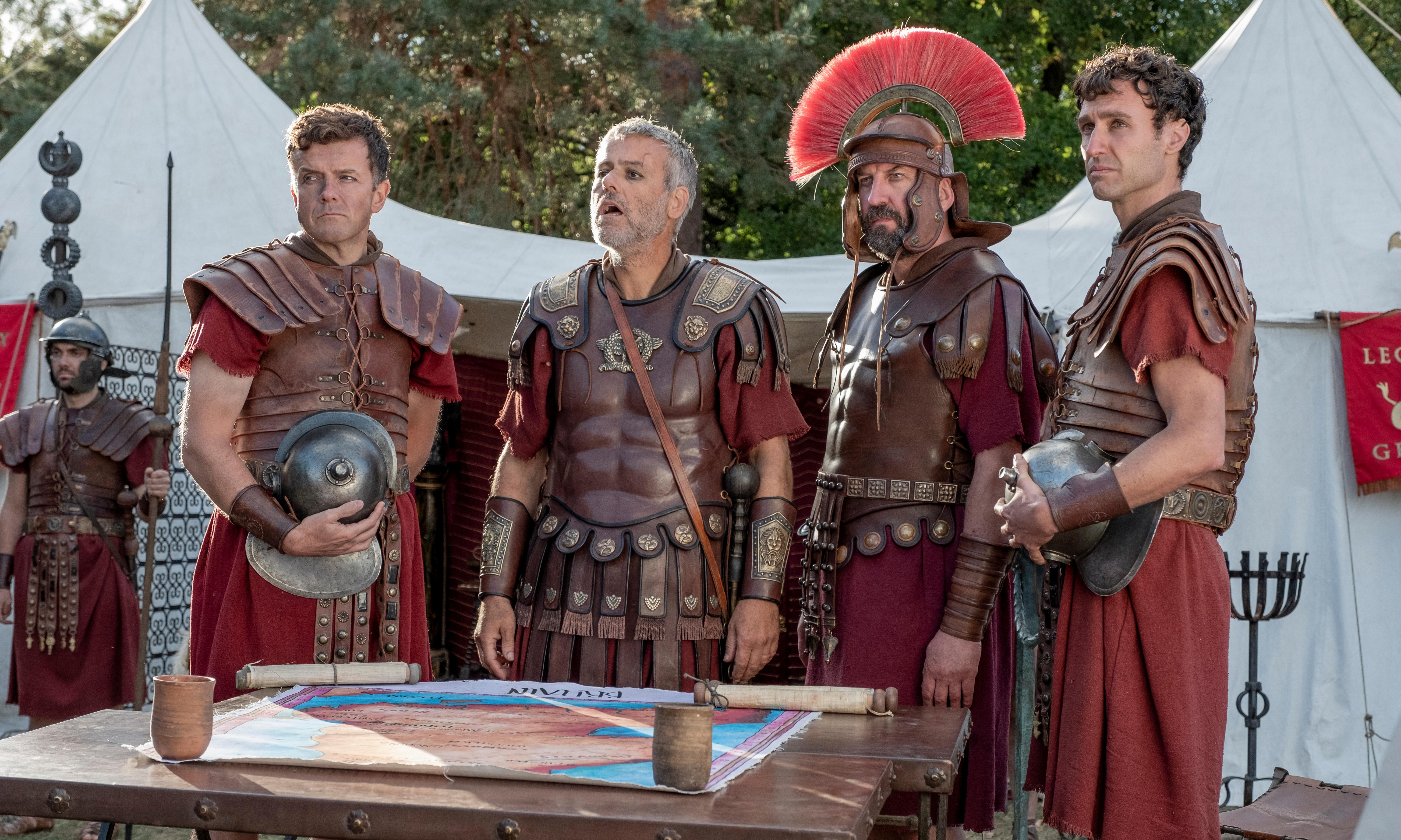 Horrible Histories: The Movie – Rotten Romans review – the empire strikes back