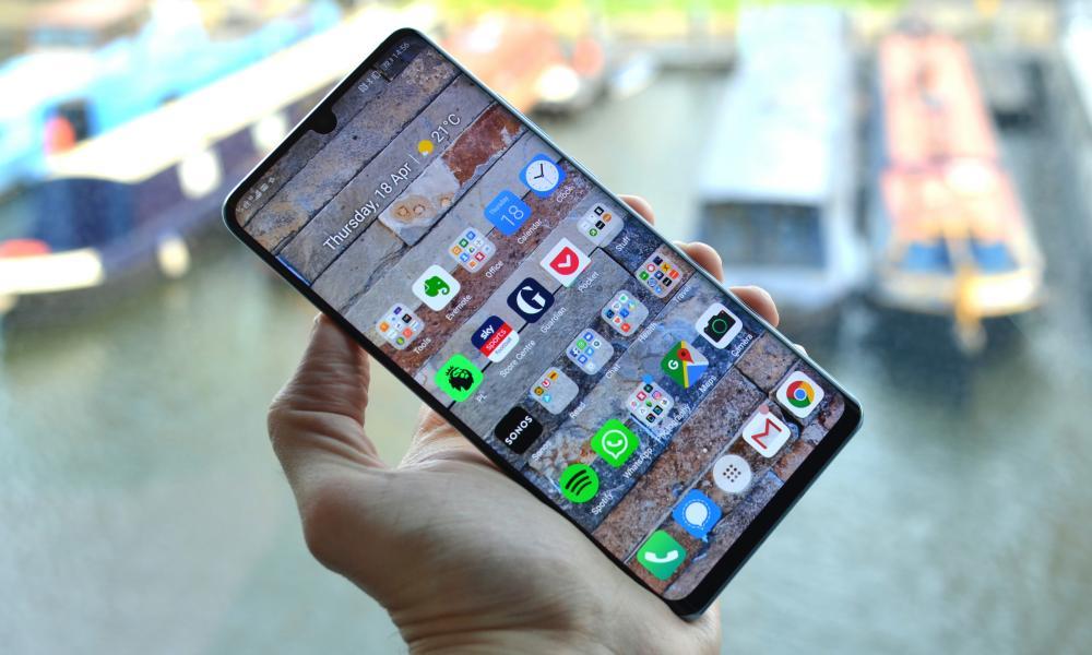 guia do comprador de smartphones - Huawei pro P30