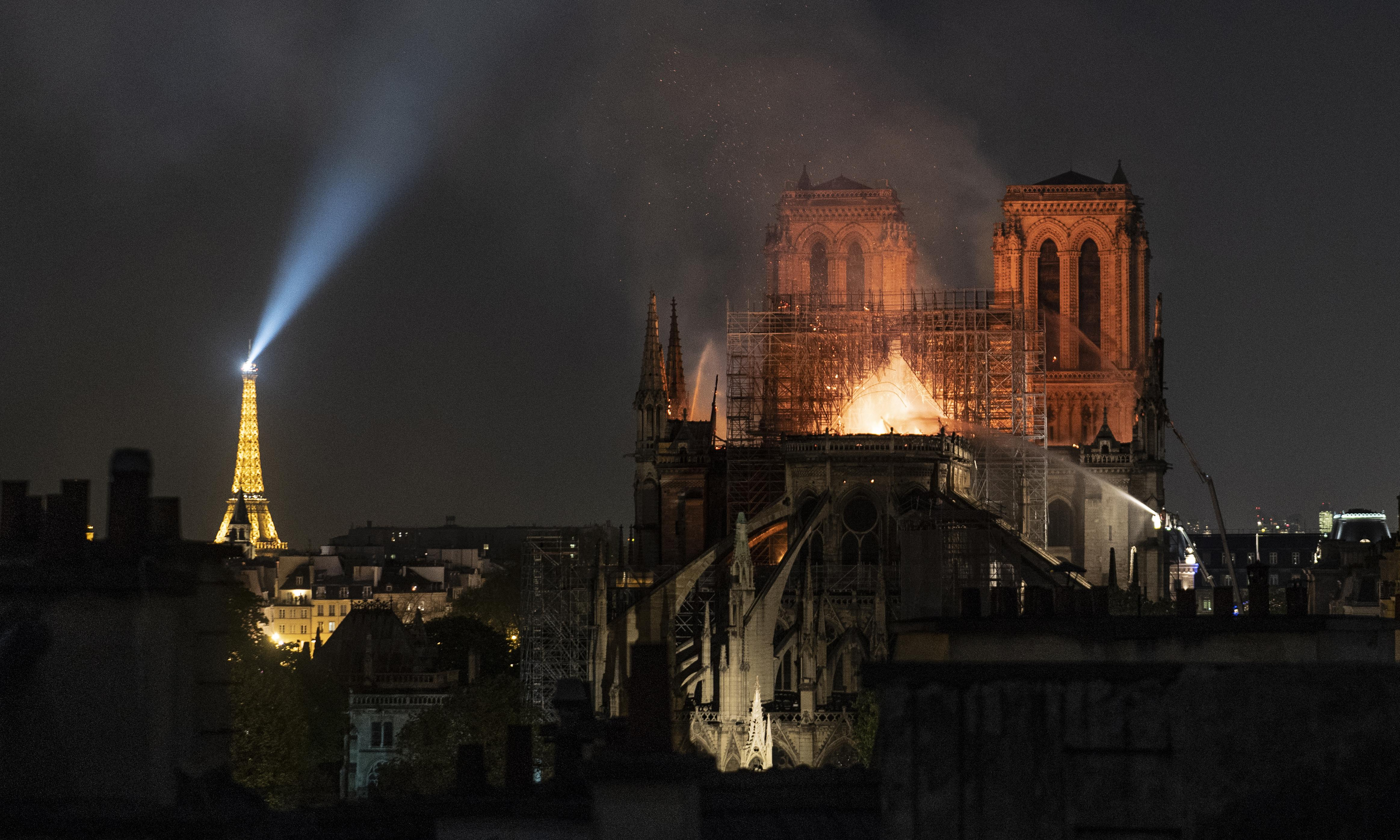 The Notre Dame fire prompted an orgy of wallet-waving. Is the cathedral now rising from the ashes?