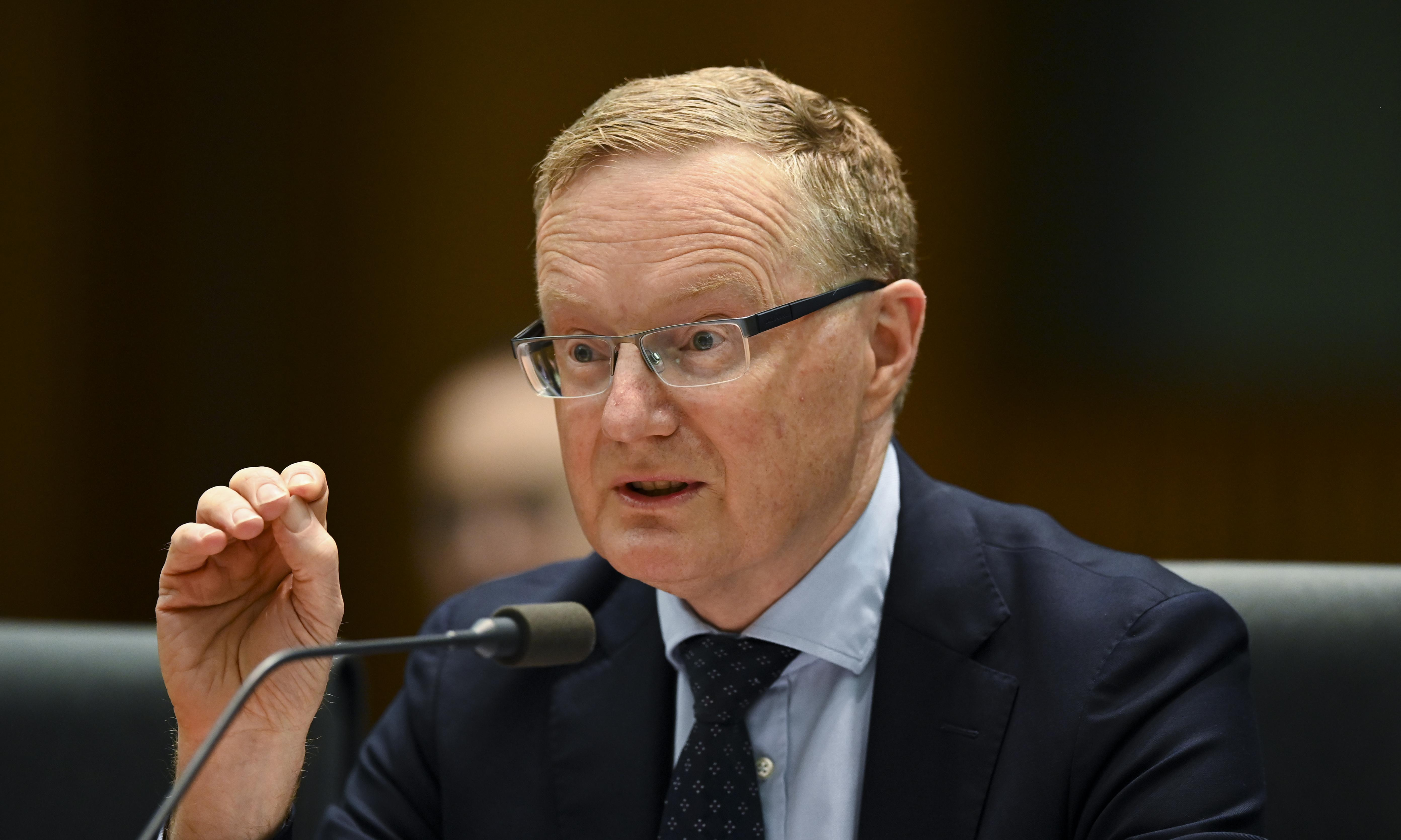 RBA chief warns of little capacity to protect global economy from 'political shocks'