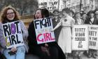 The fight for equality: Are women's rights slipping back into the dark ages?