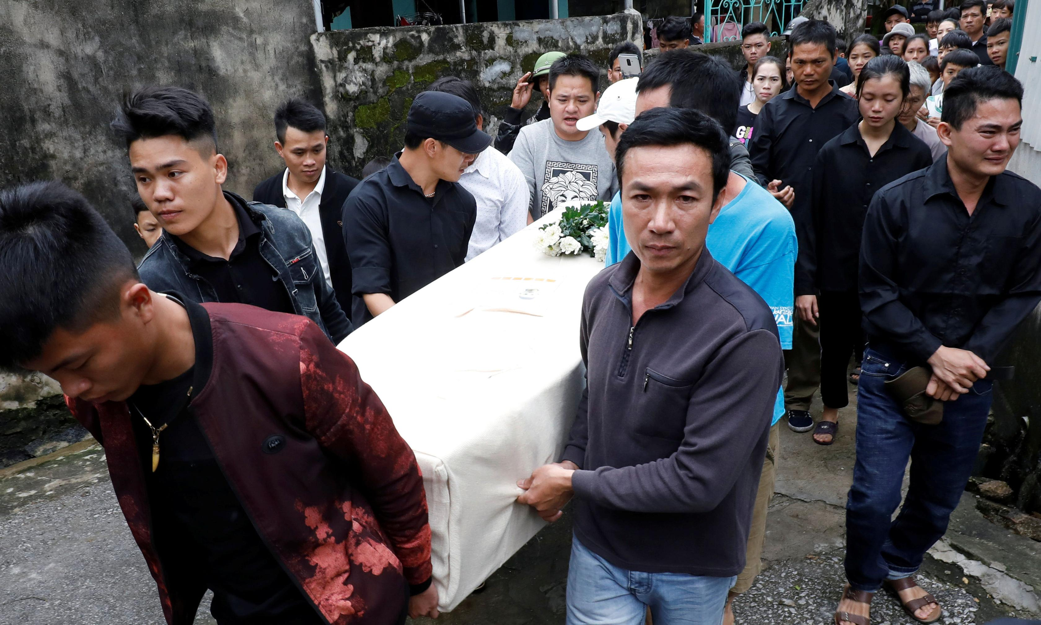 Essex lorry deaths: last of bodies returned to Vietnam