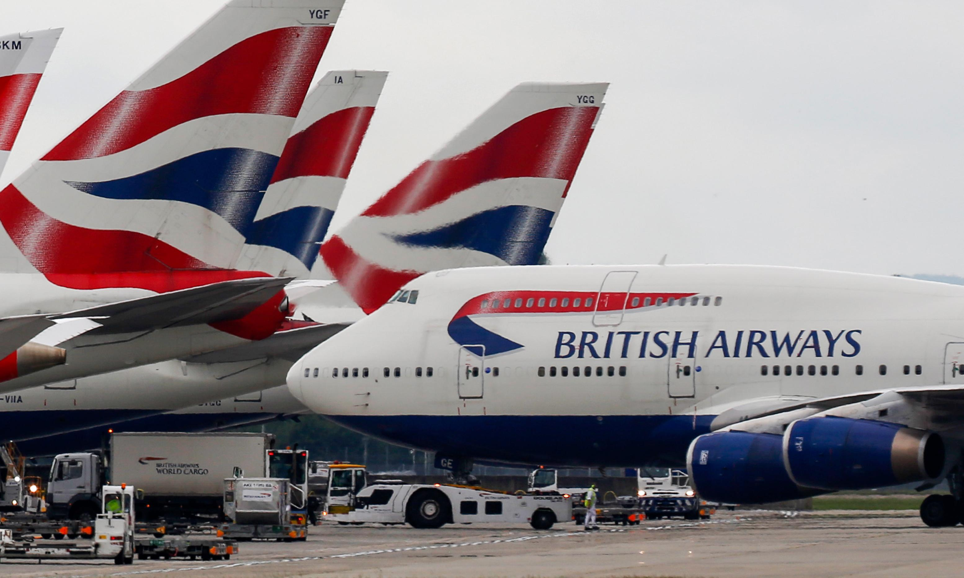 BA owner seeks support from Spain in case of no-deal Brexit