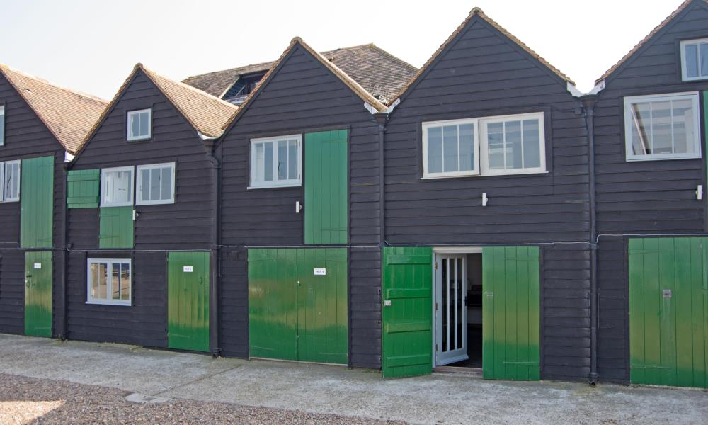 Hut stuff: Bournemouth's new beach lodges