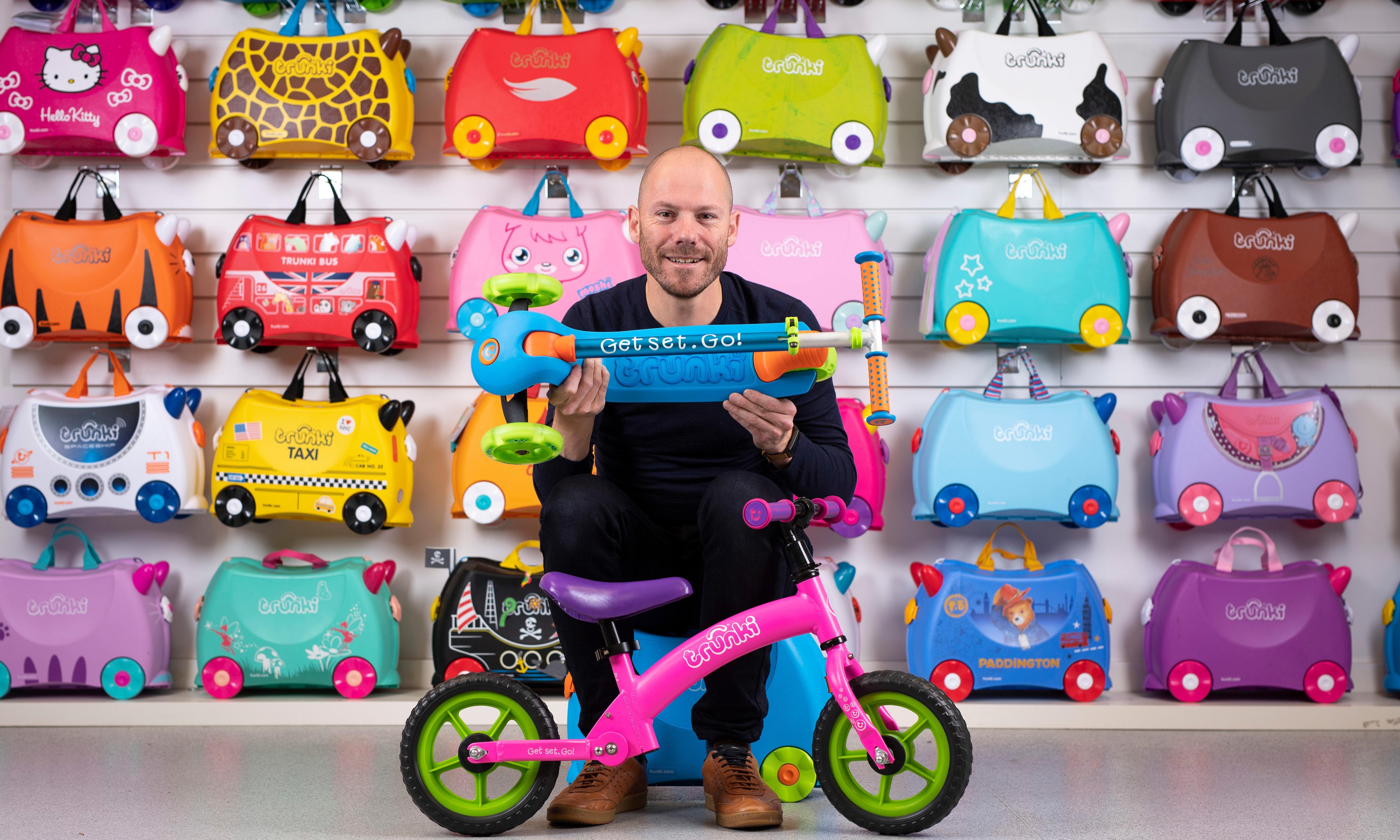 Halfords rides bicycle sales boom
