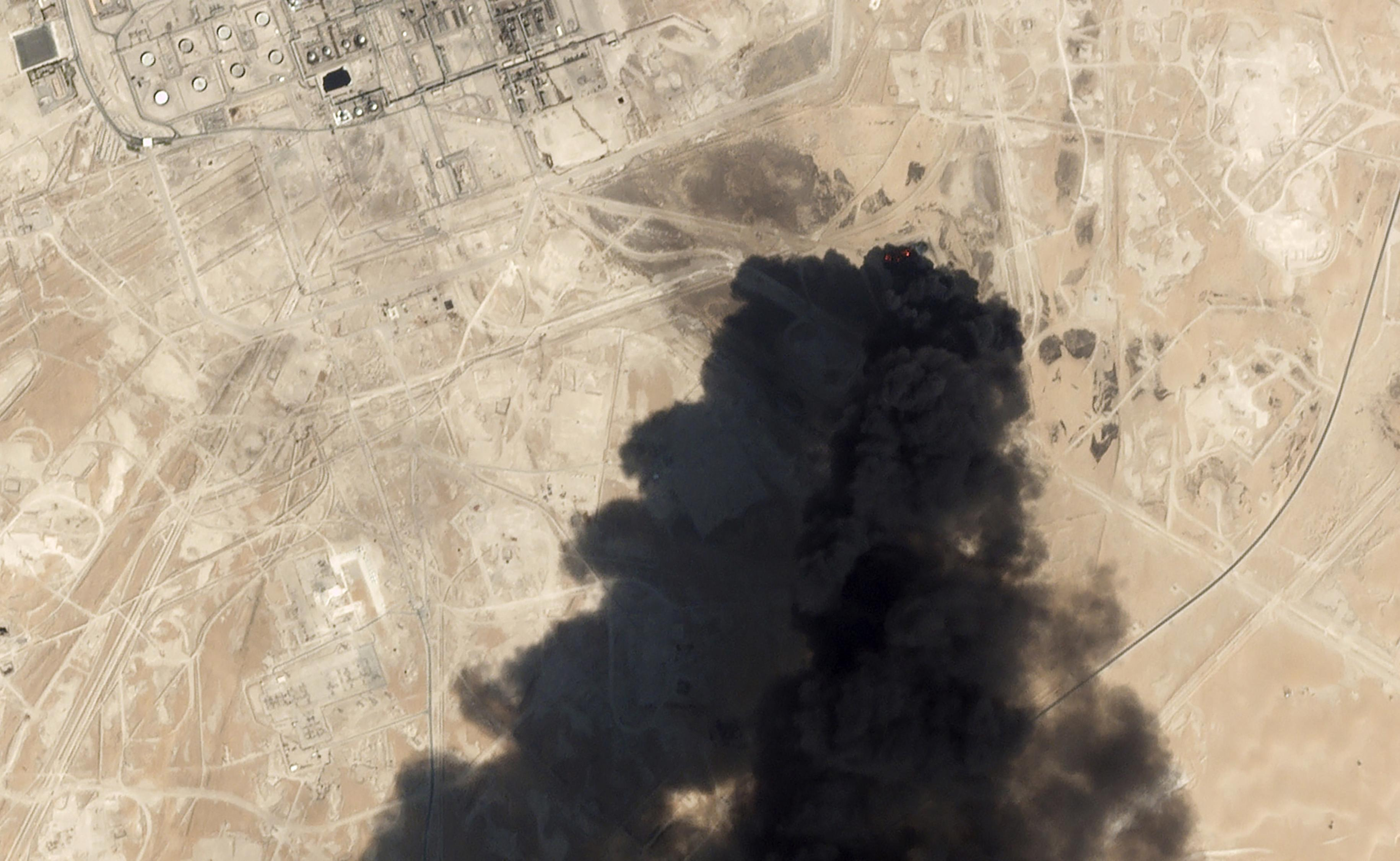 Everything you need to know about the Saudi Arabia oil attacks