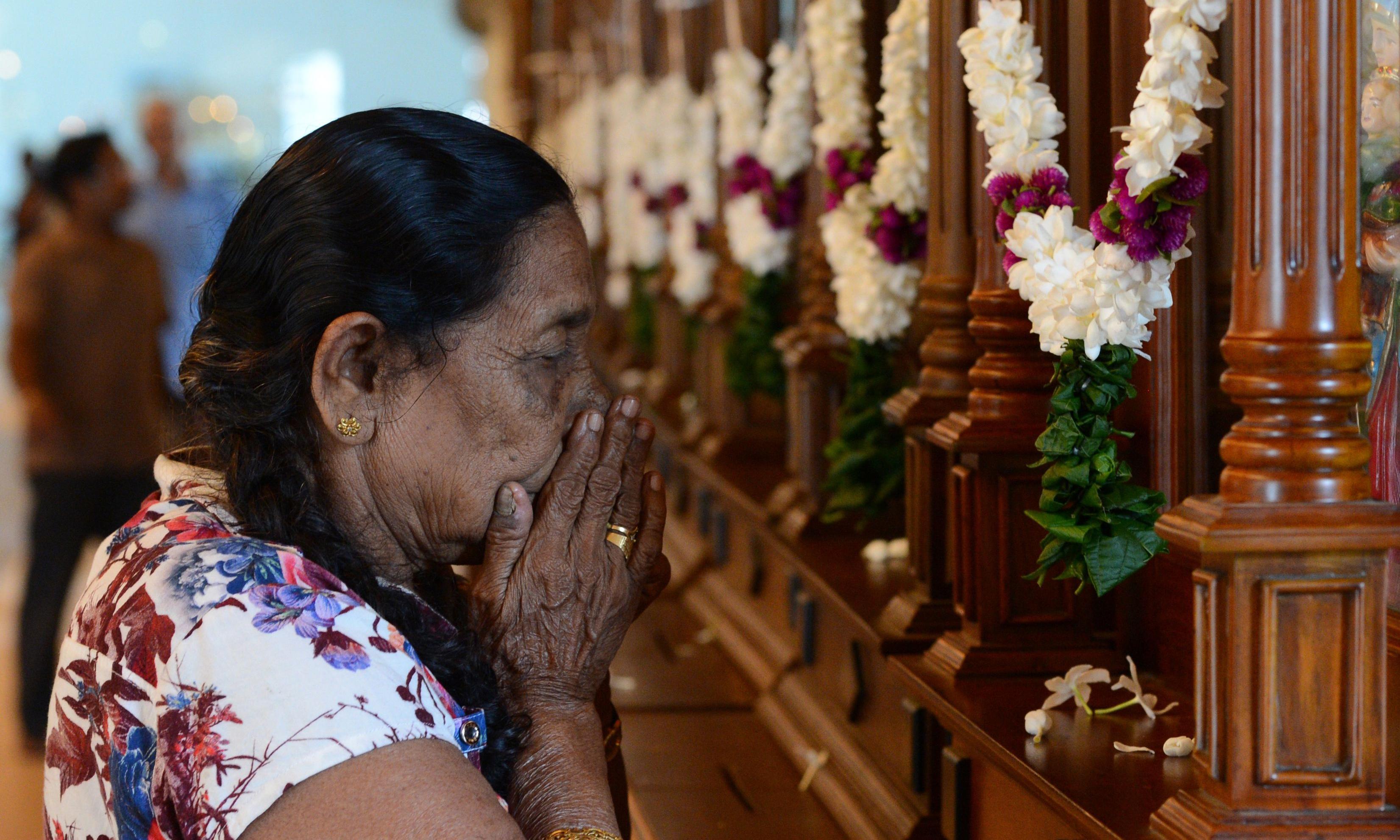 Sri Lanka spy chief blamed for failures over Easter bombings