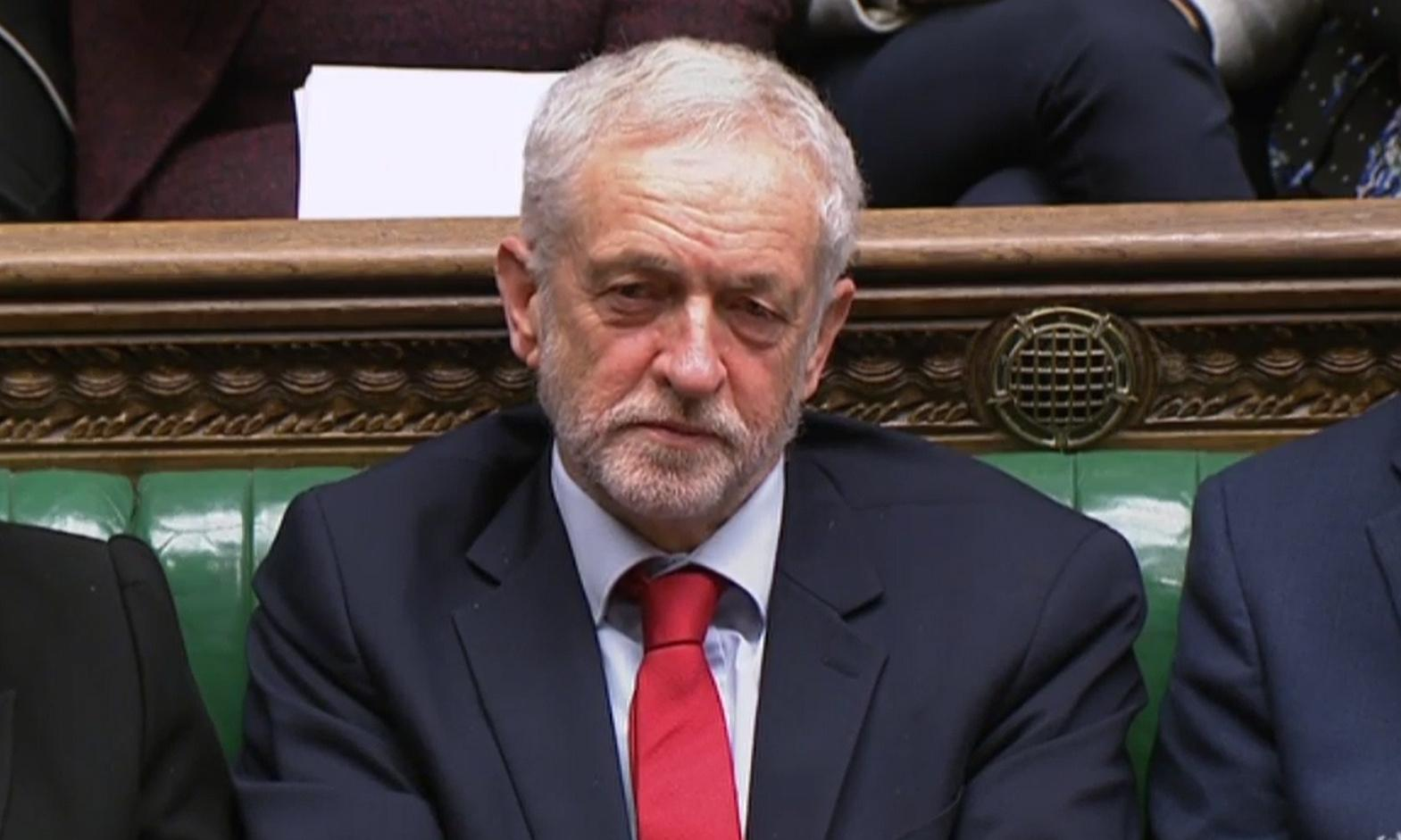 Labour calls for vote in Commons on holding second referendum
