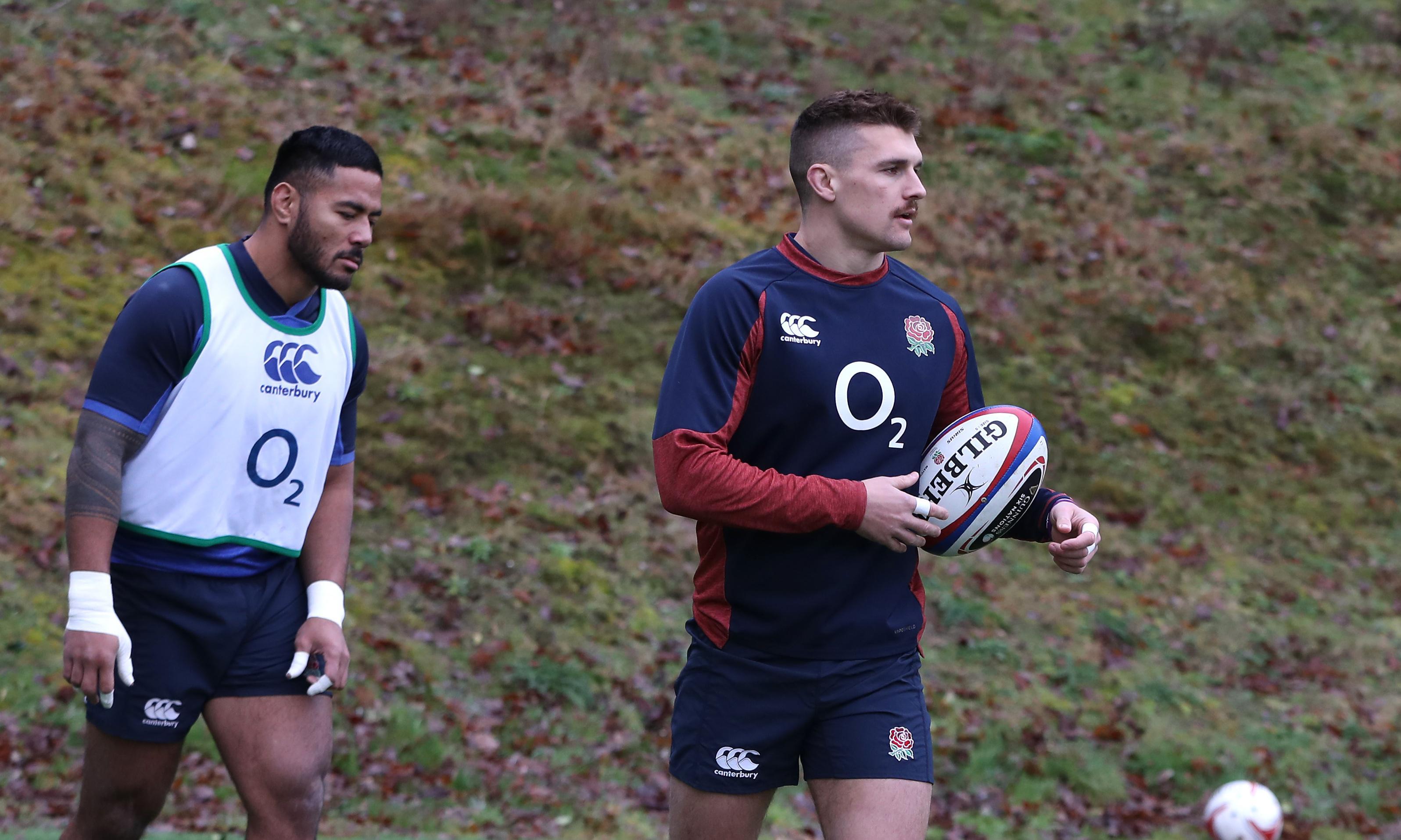 Eddie Jones seeks a quick start as England prepare to face Ireland