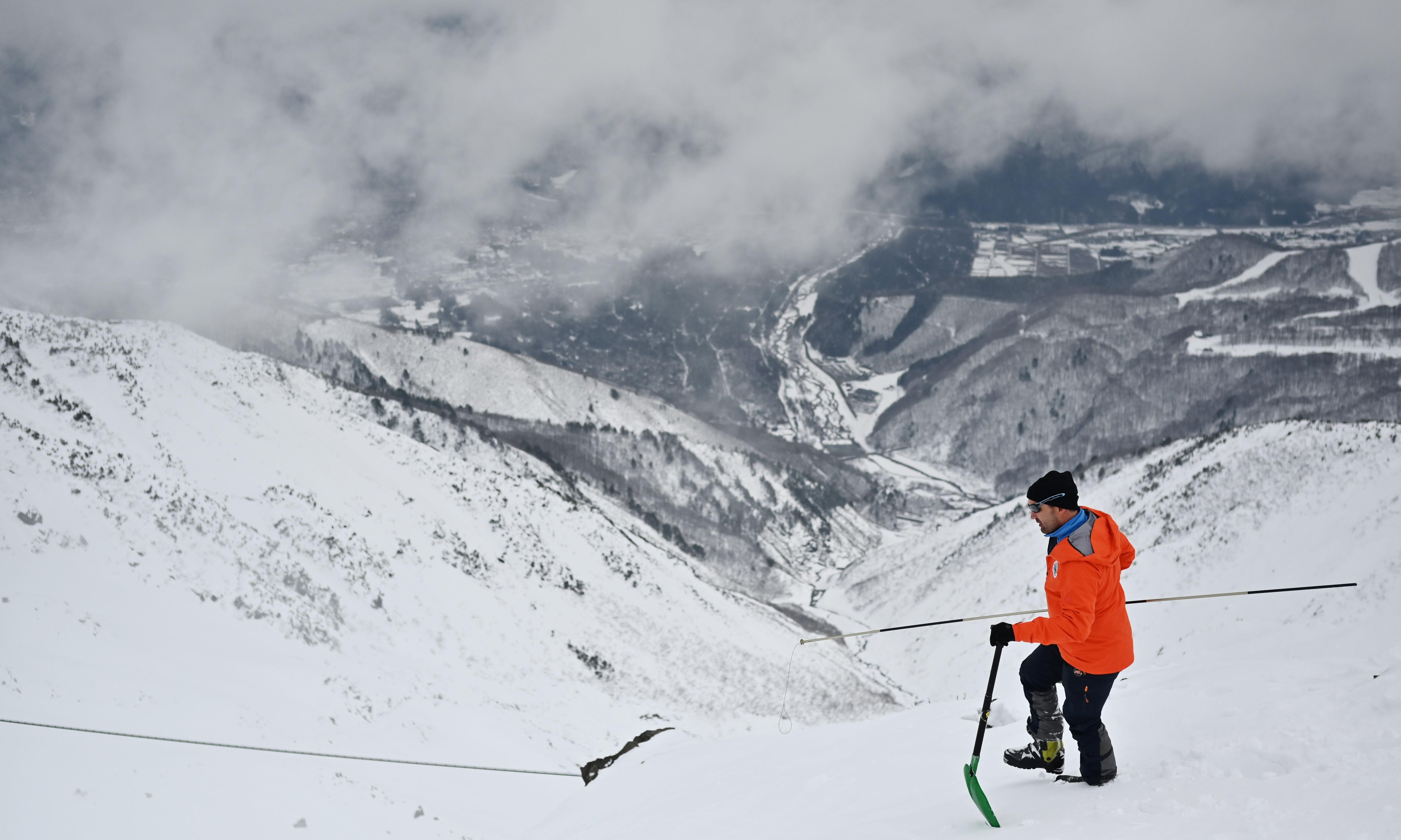 Japan's lack of snow melts Olympic cooling plans – and wrecks ski season