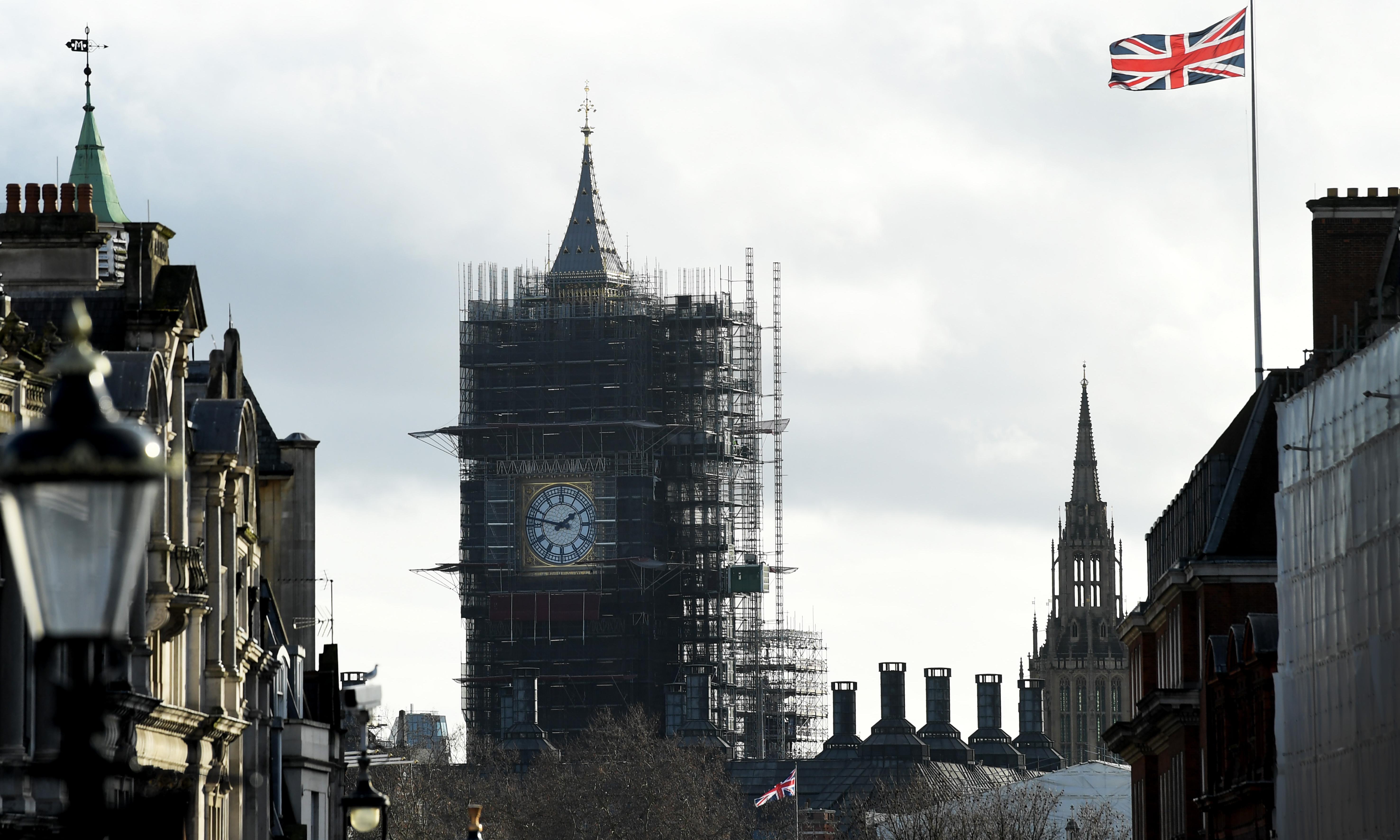 Boris Johnson saves face over failed bid for Big Ben Brexit chime