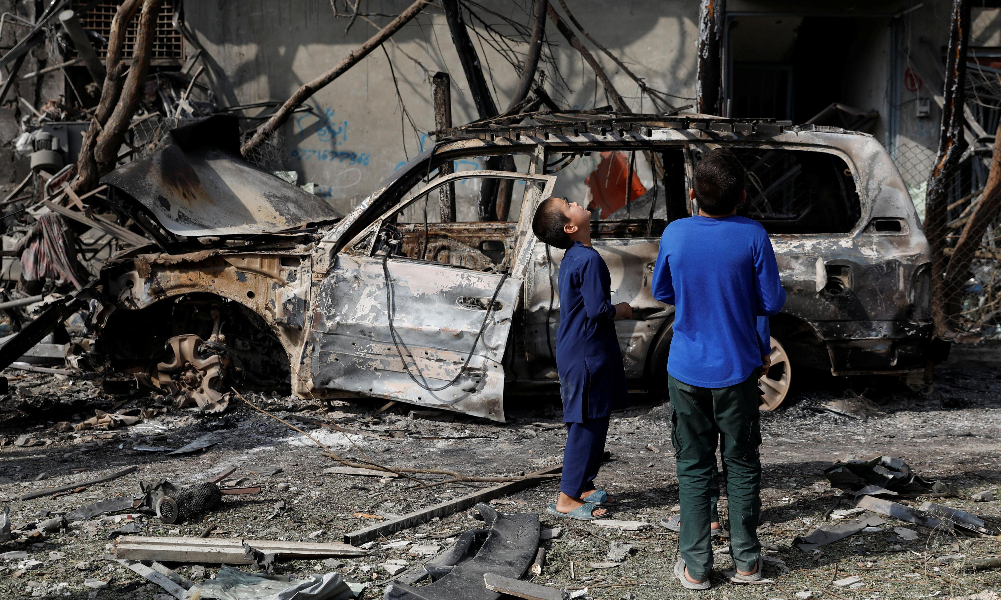 The Guardian view on Afghanistan: war and peace talks