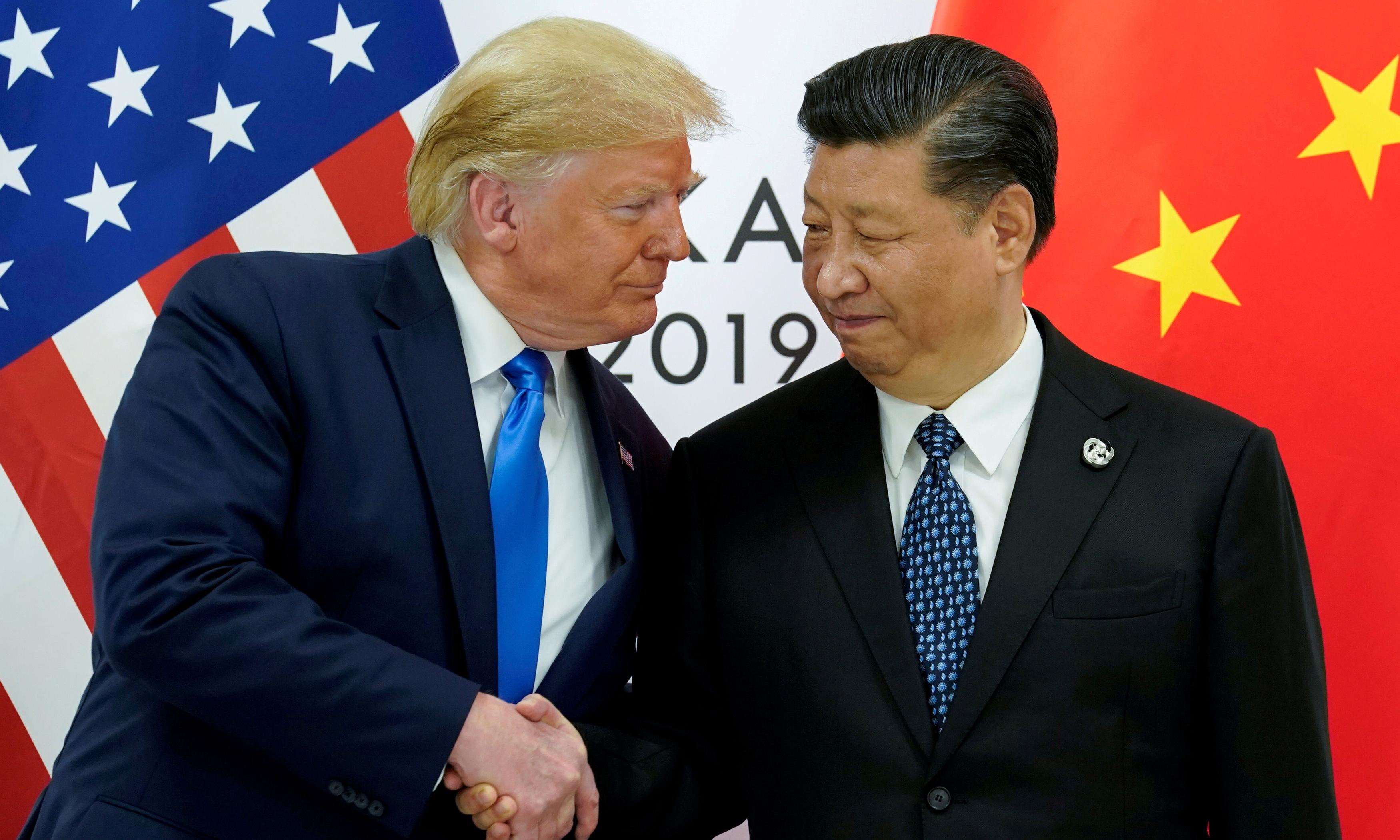 Here are the reasons for Trump's economic war with China