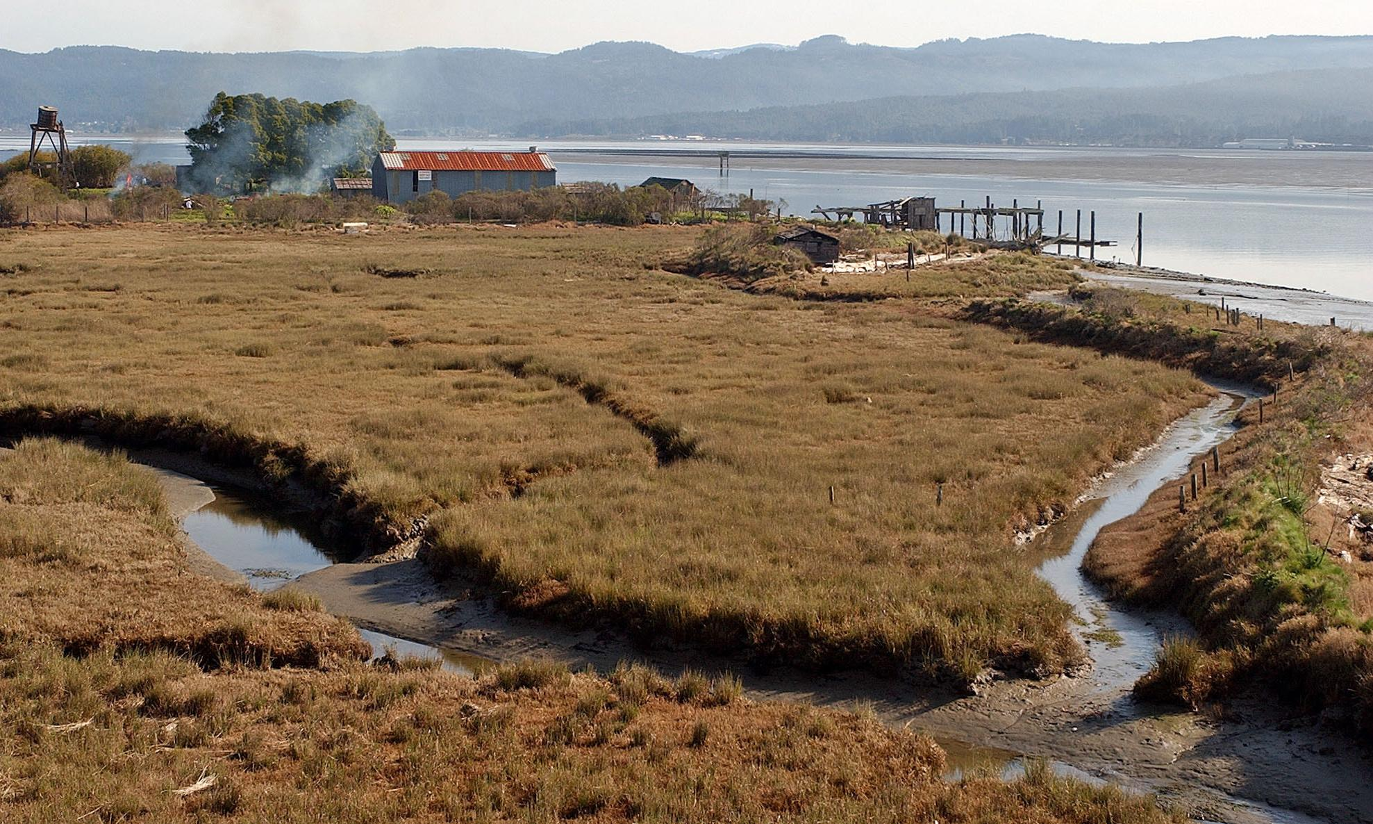California city returns island taken from native tribe in 1860 massacre