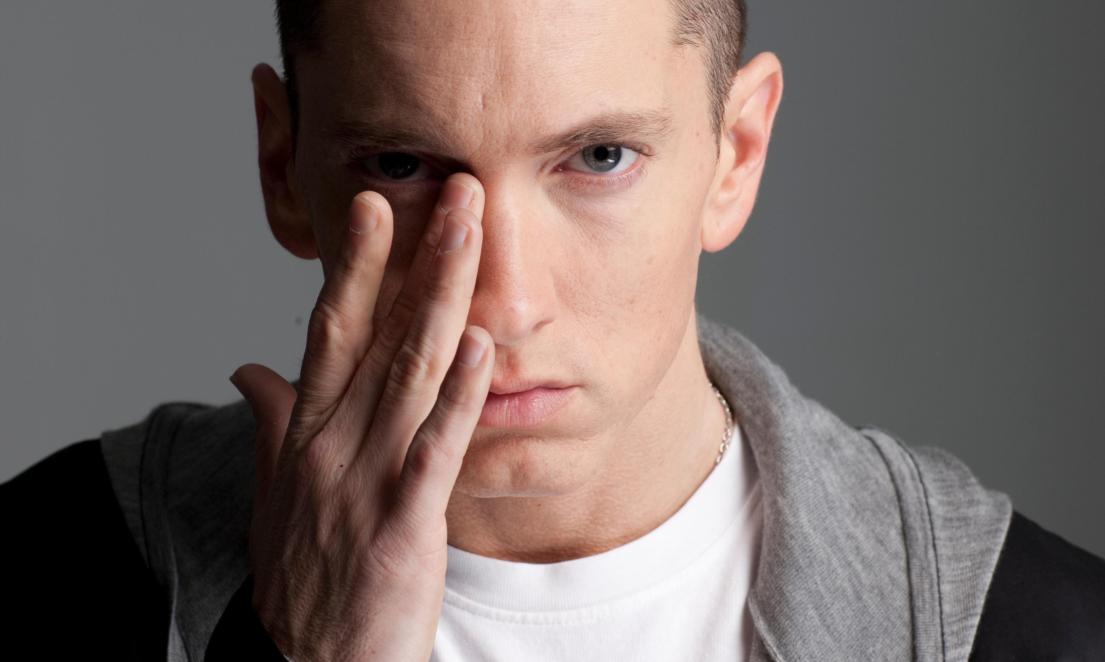 Eminem was interviewed by Secret Service about 'threatening' Trump lyrics