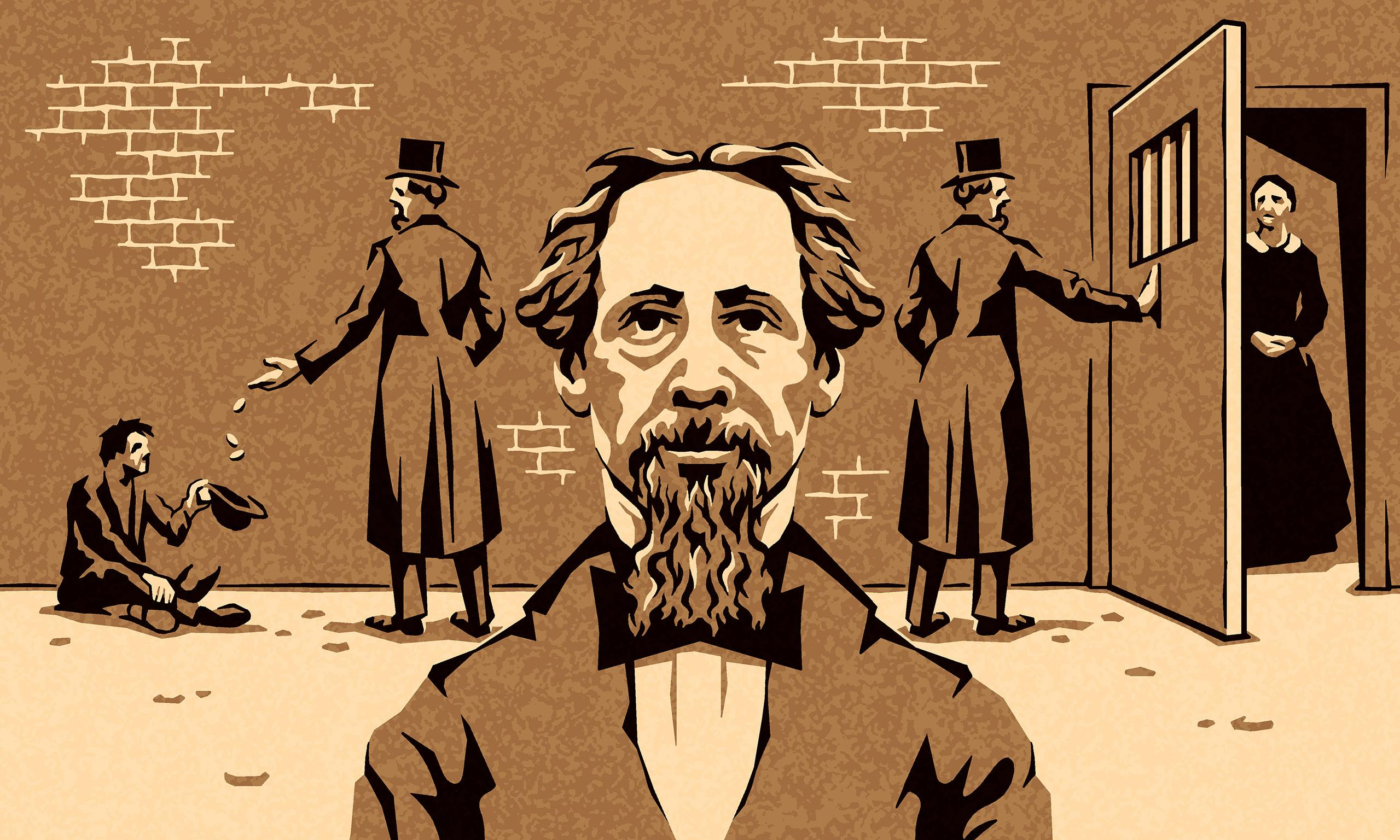 Charles Dickens was a ruthless Victorian husband. Like my great-grandfather
