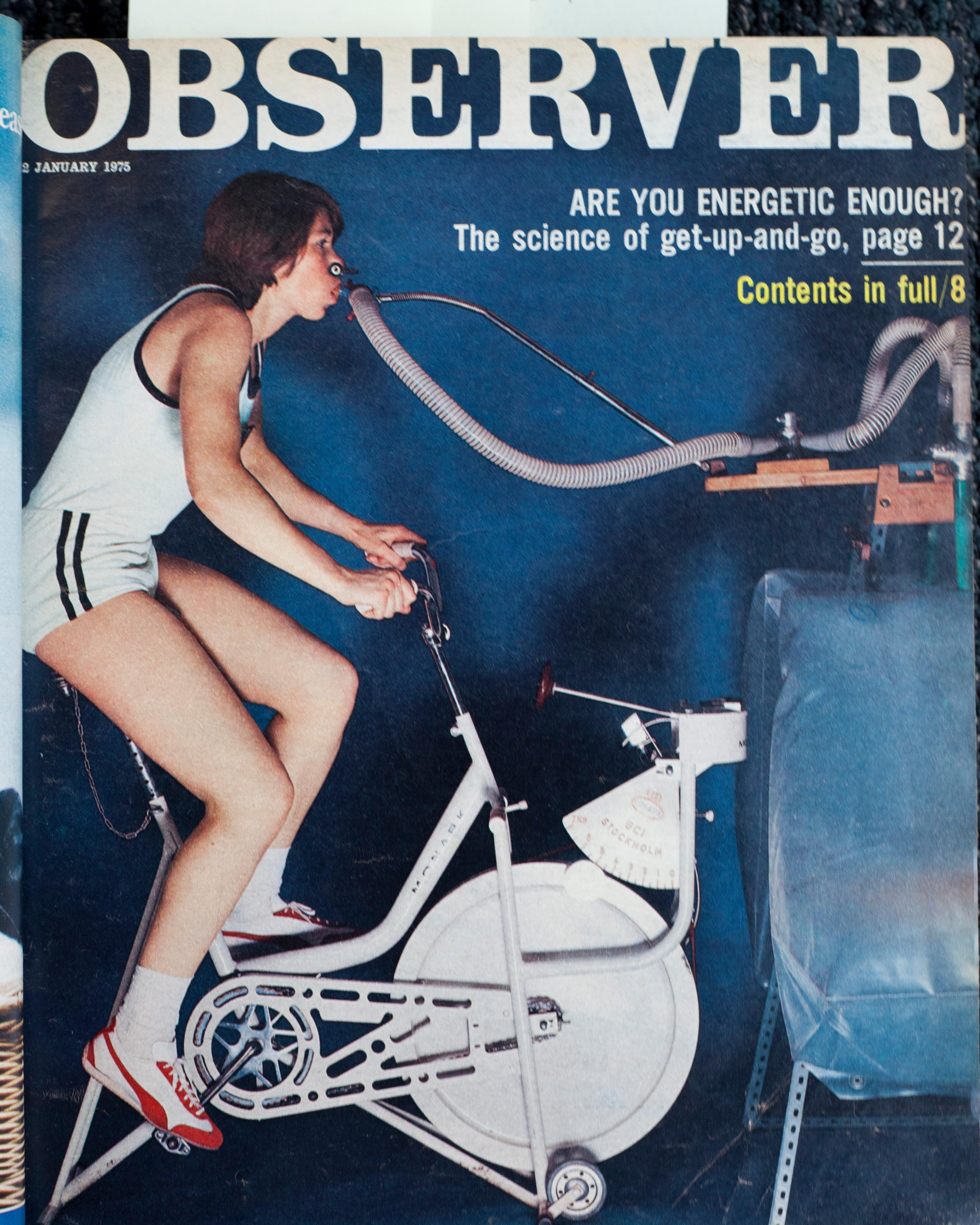 From the archive: health and wellbeing advice from 1975