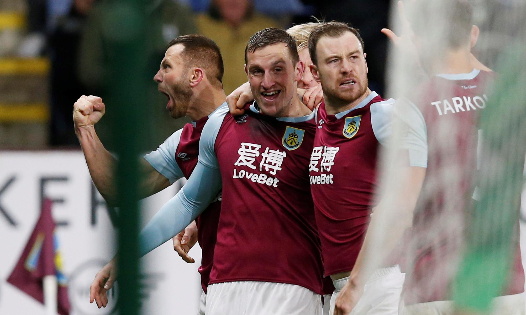 Chris Wood rises to the occasion to give Burnley narrow win over Newcastle
