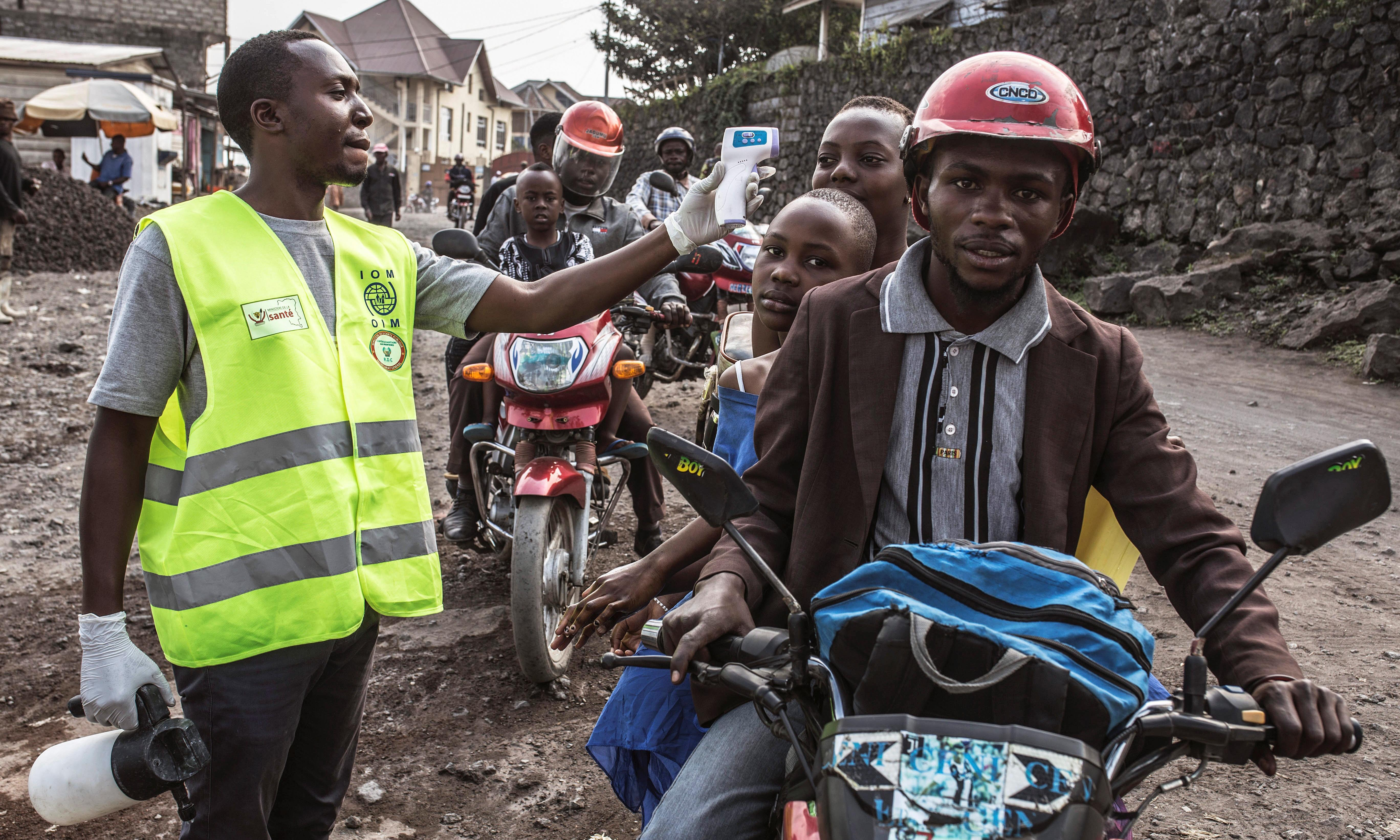First Ebola patient in eastern DRC's largest city dies