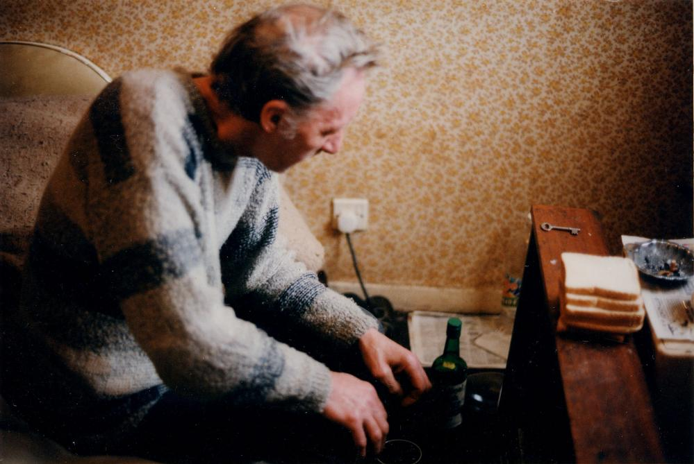 Untitled, 1990, by Richard Billingham.