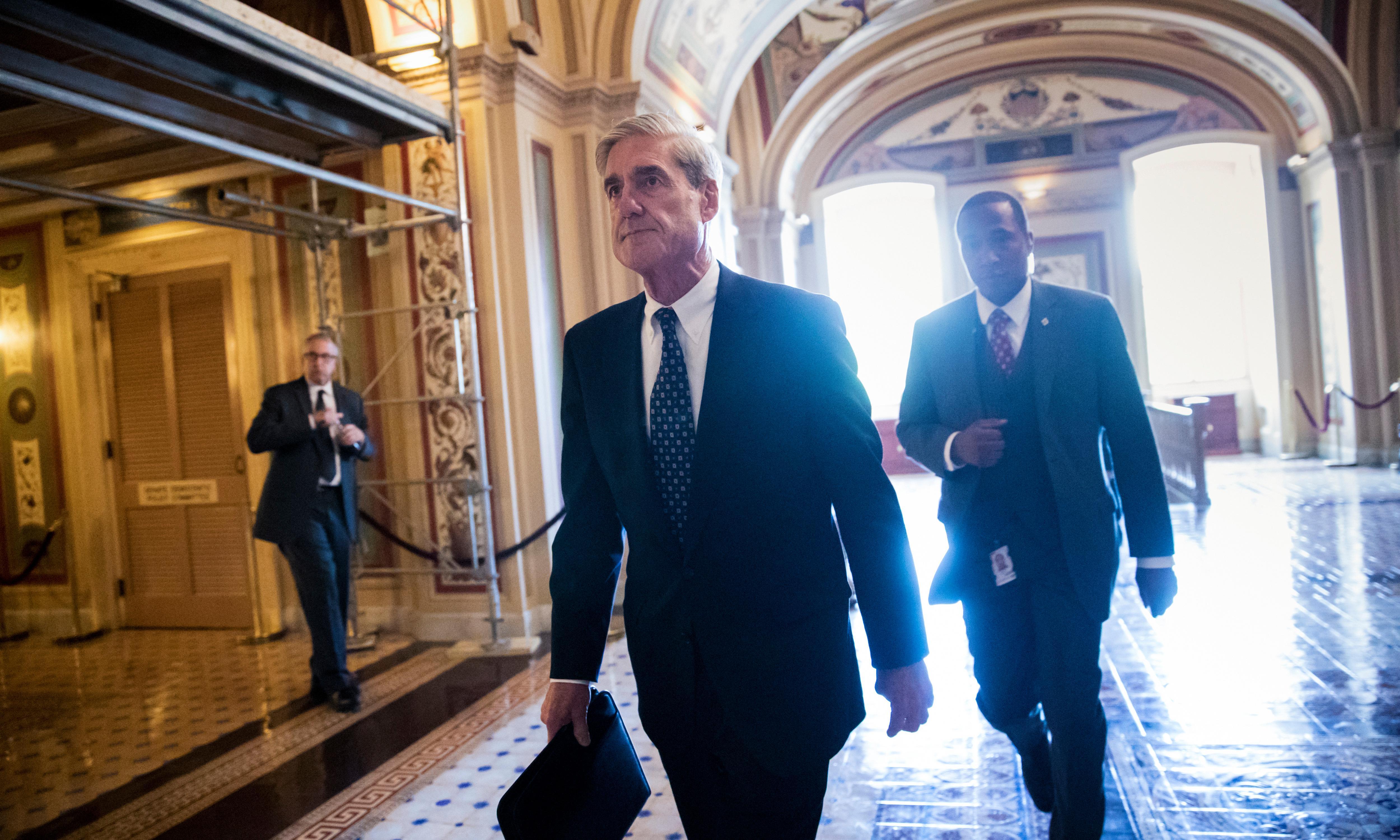 Anyone else feeling the Mueller report blues?