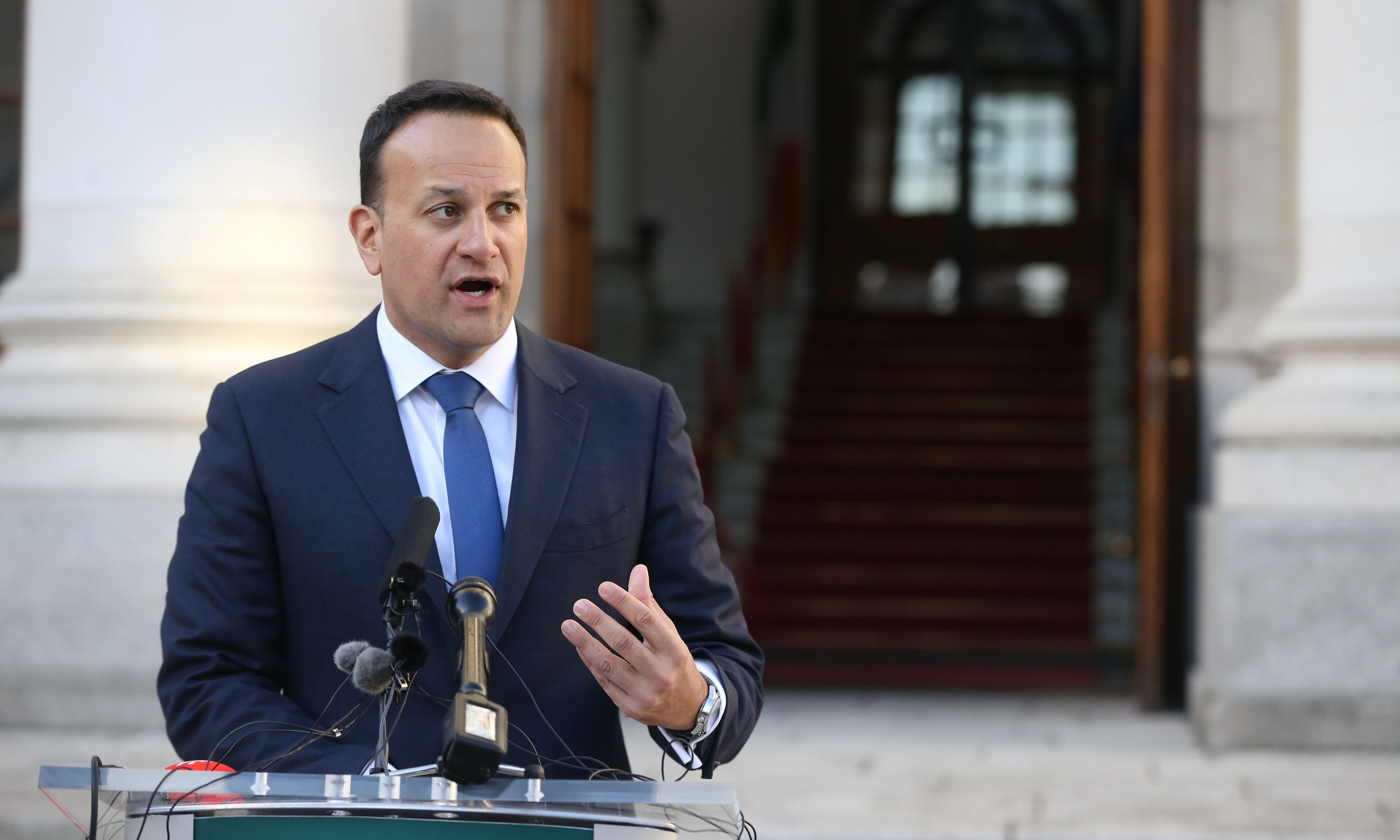 Irish PM tells UK: only bilateral deal would prevent post-Brexit hard border