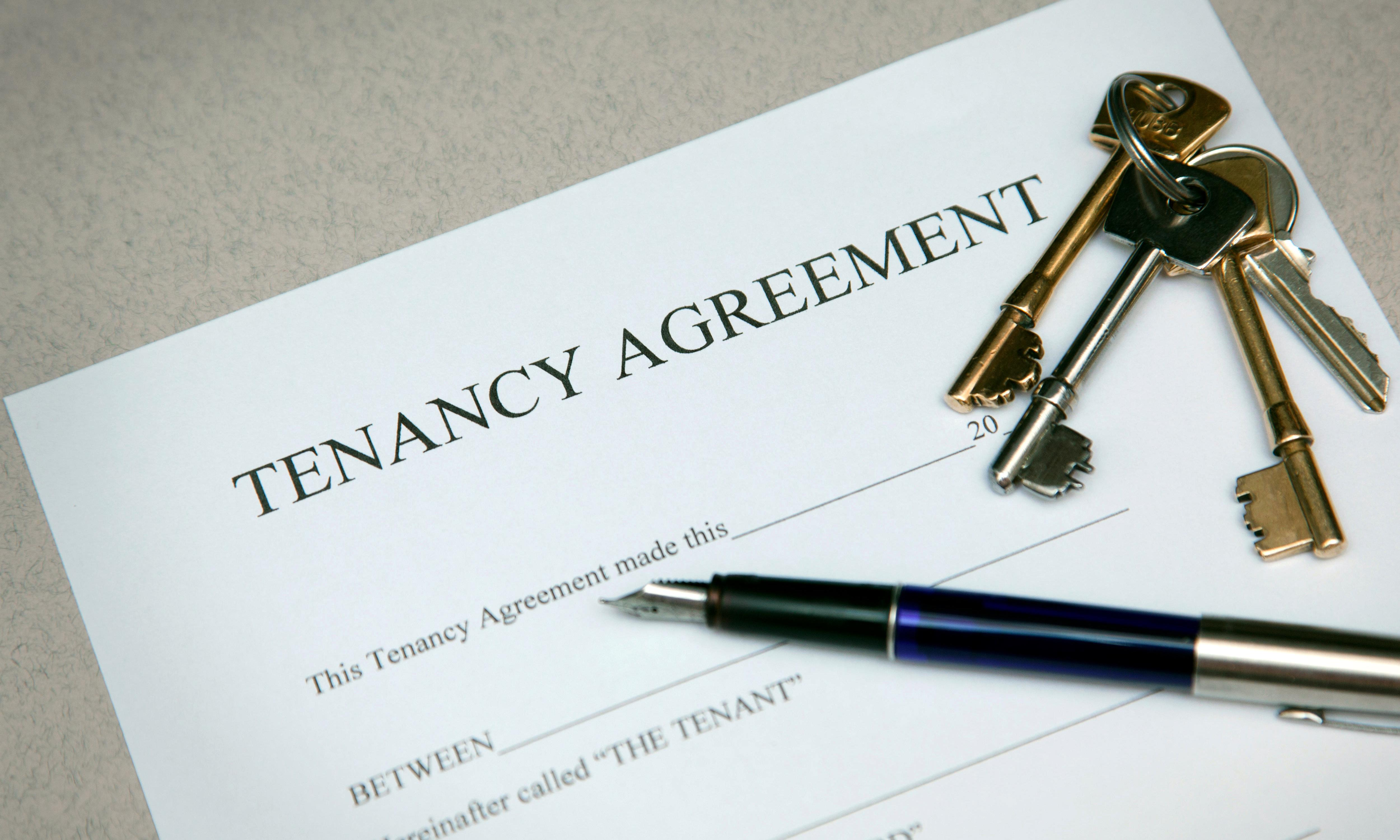 Can my brother be my tenant even if my mortgage doesn't allow it?