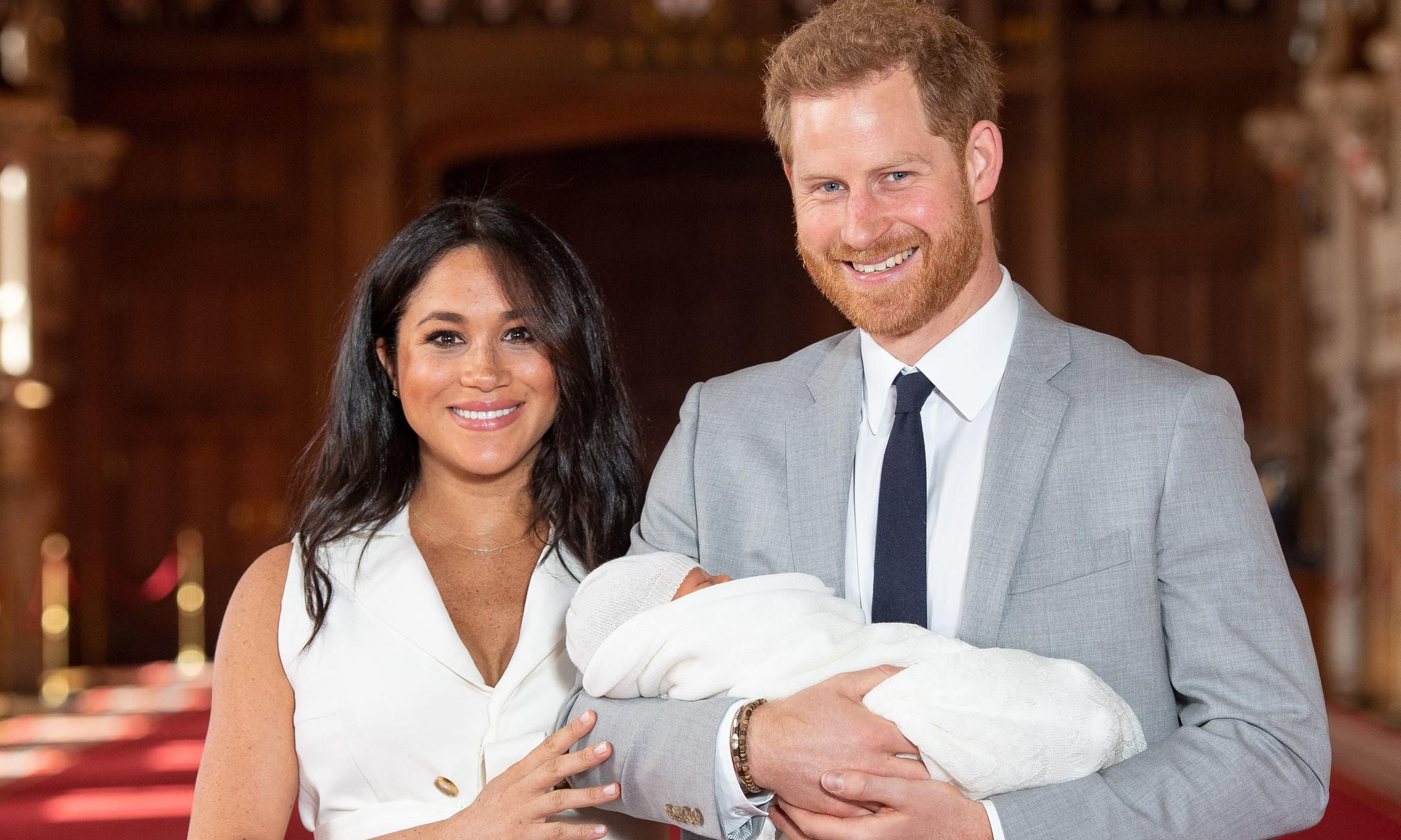 Harry and Meghan's new home cost taxpayer £2.4m