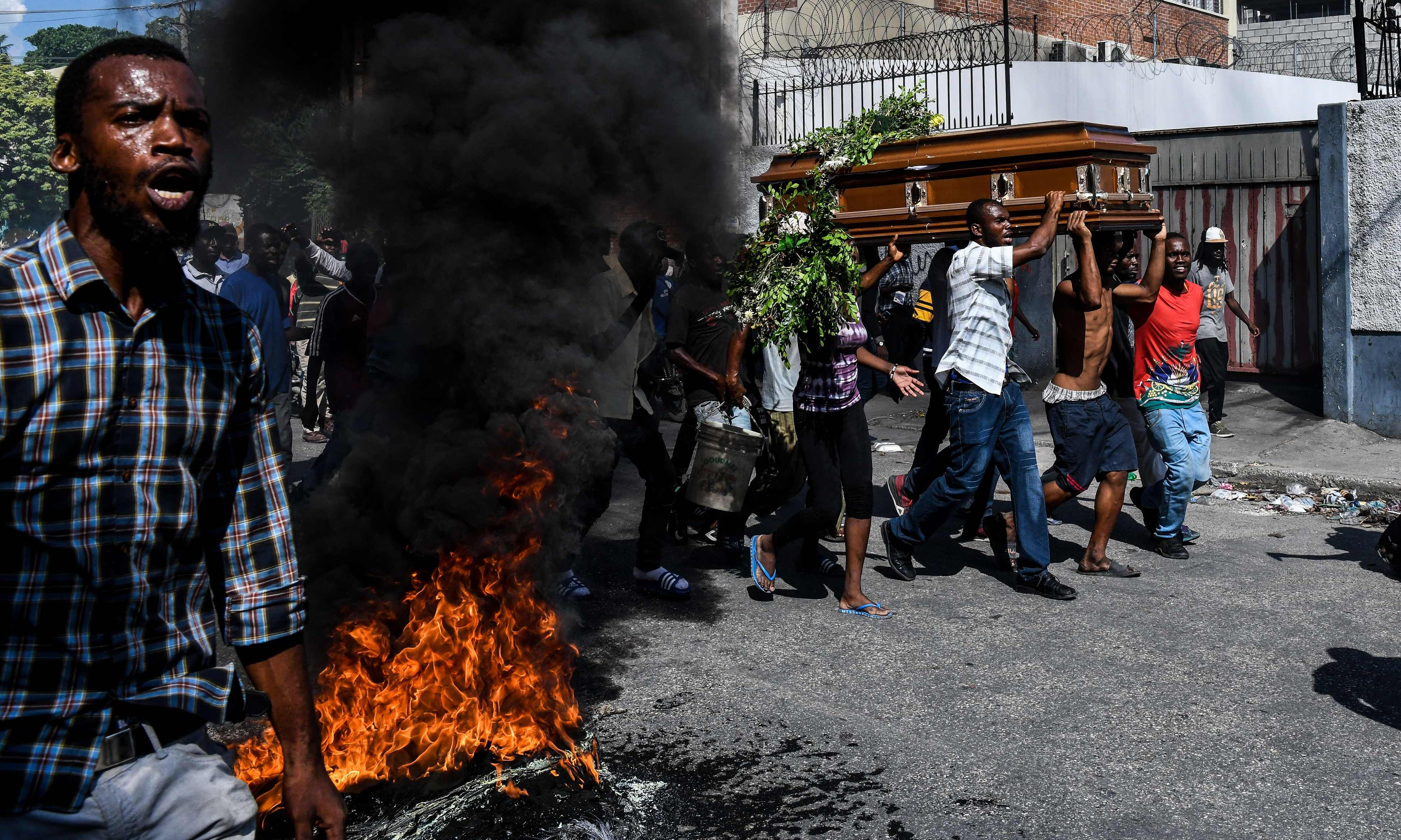 One in four countries beset by civil strife as global unrest soars