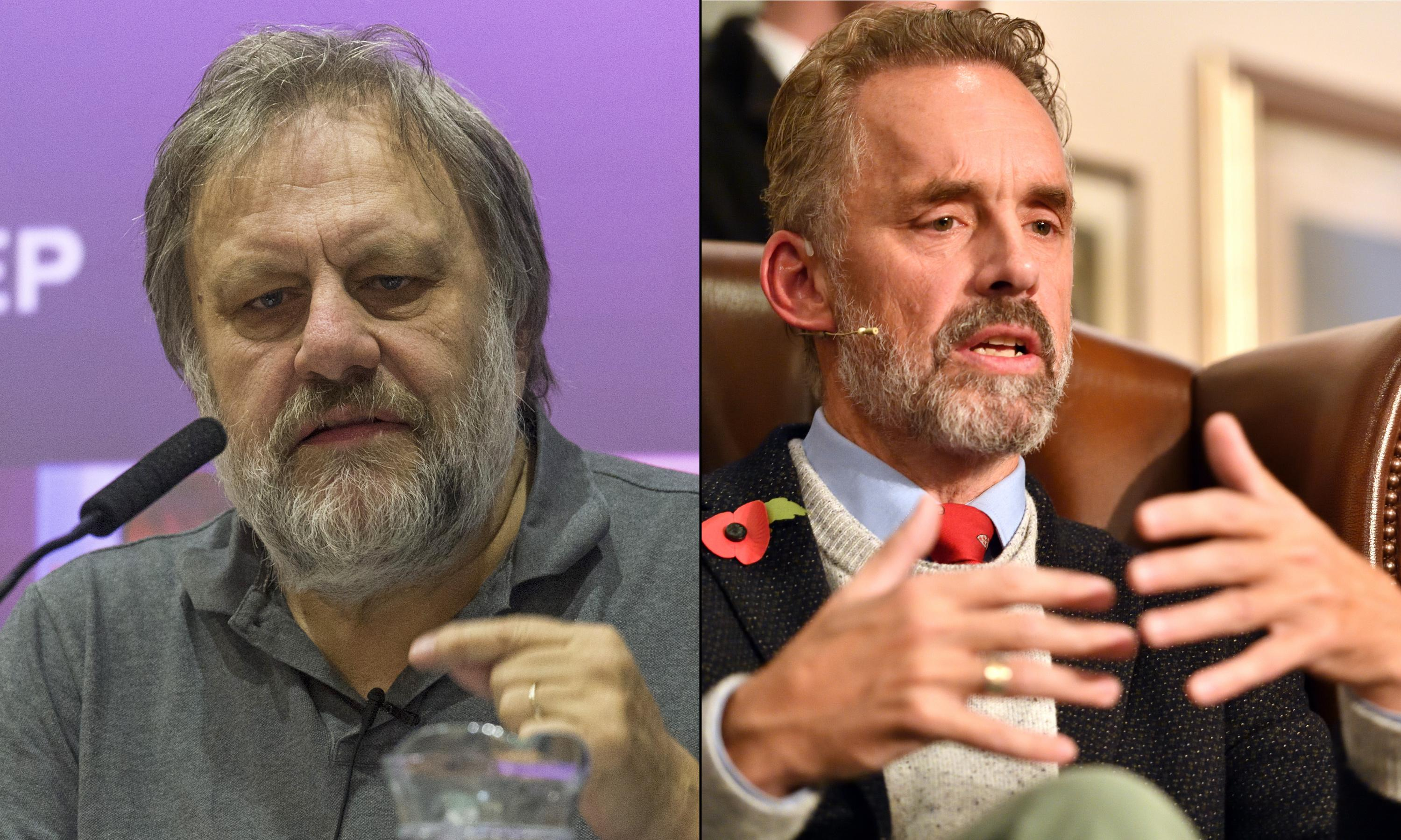 The 'debate of the century': what happened when Jordan Peterson debated Slavoj Žižek