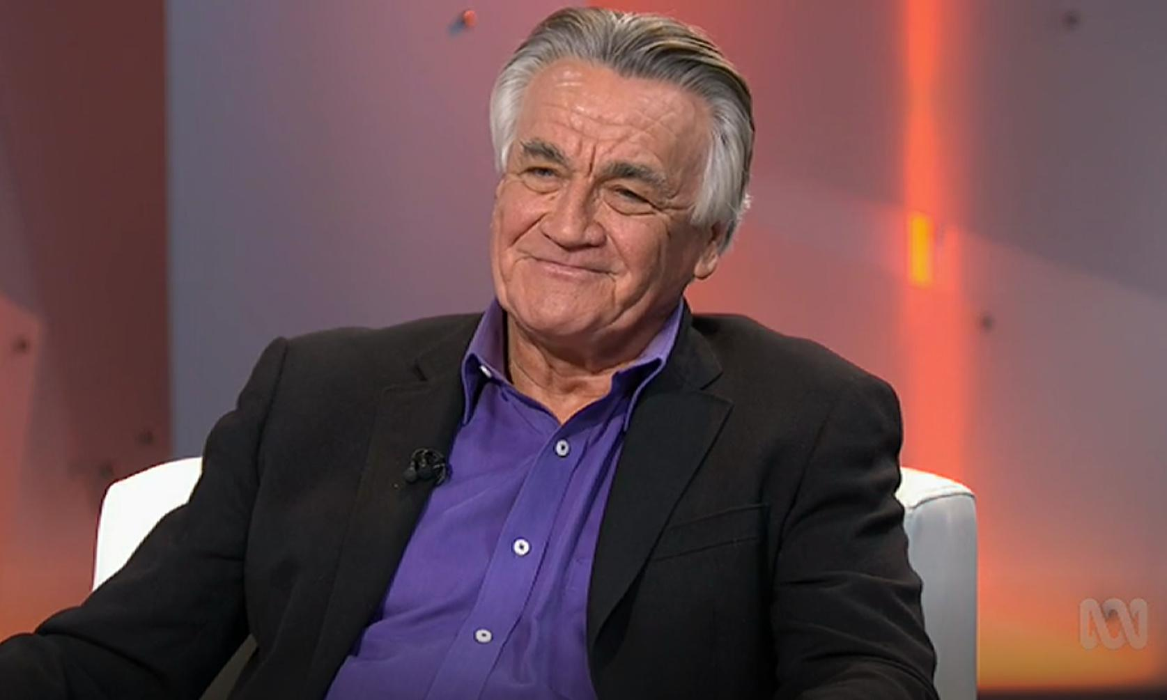 'Thanks for watching': an emotional Barrie Cassidy hosts his last Insiders