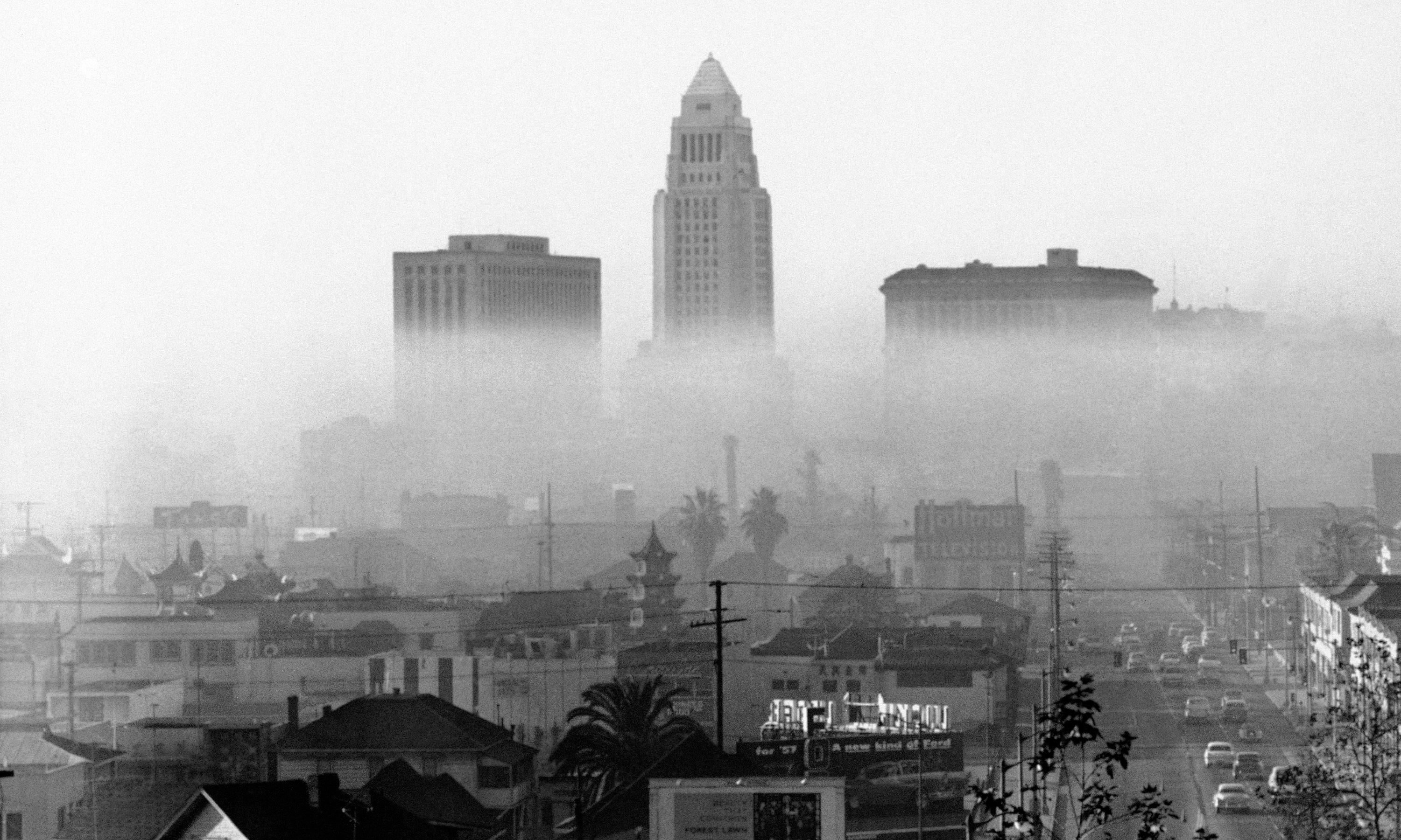 Pollutionwatch: how LA beat the 'blight on the land of sunshine'