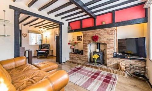 House in Bedfordshire, seventh most-viewed house on Rightmove in 2016