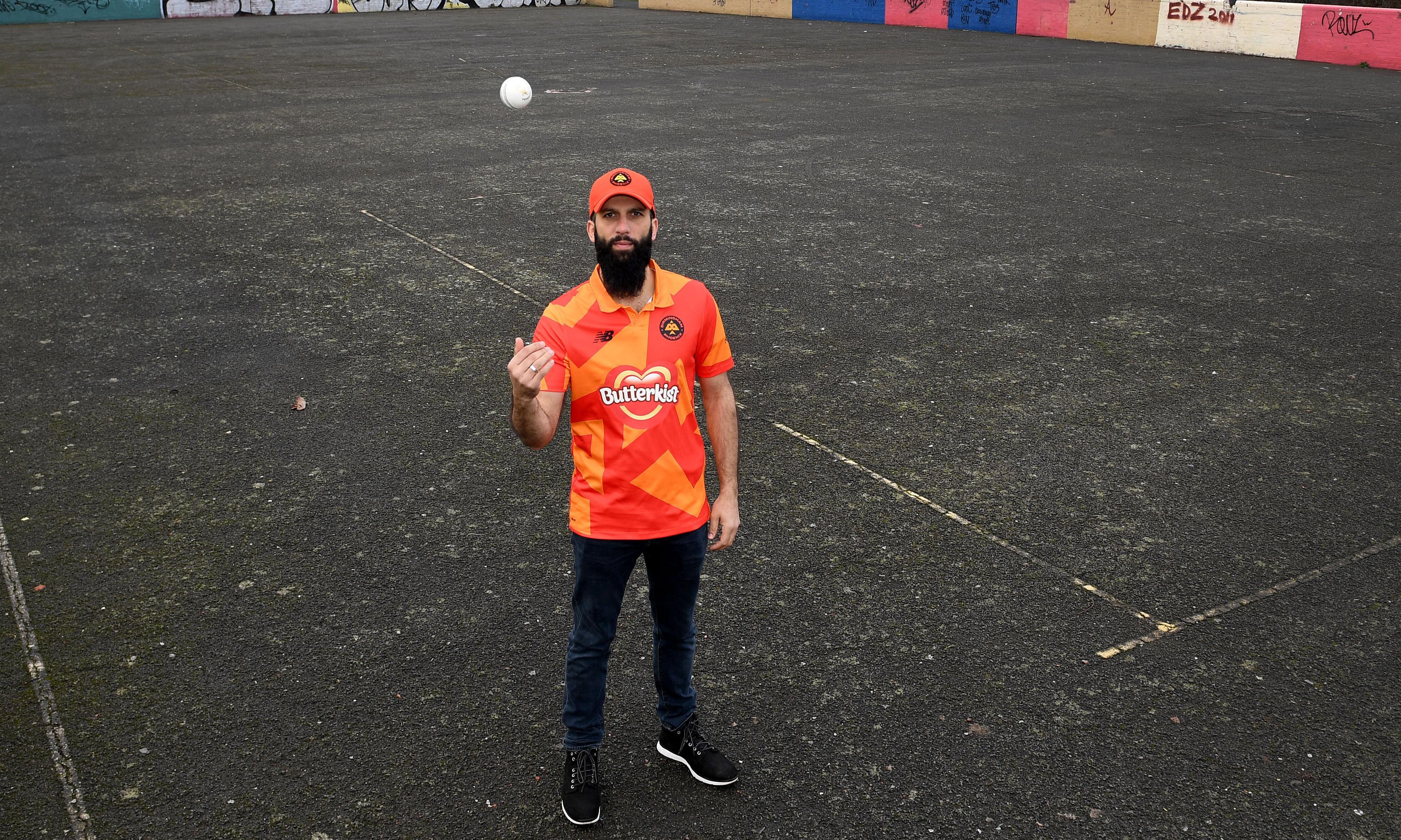 Moeen Ali named as Birmingham Phoenix captain for The Hundred