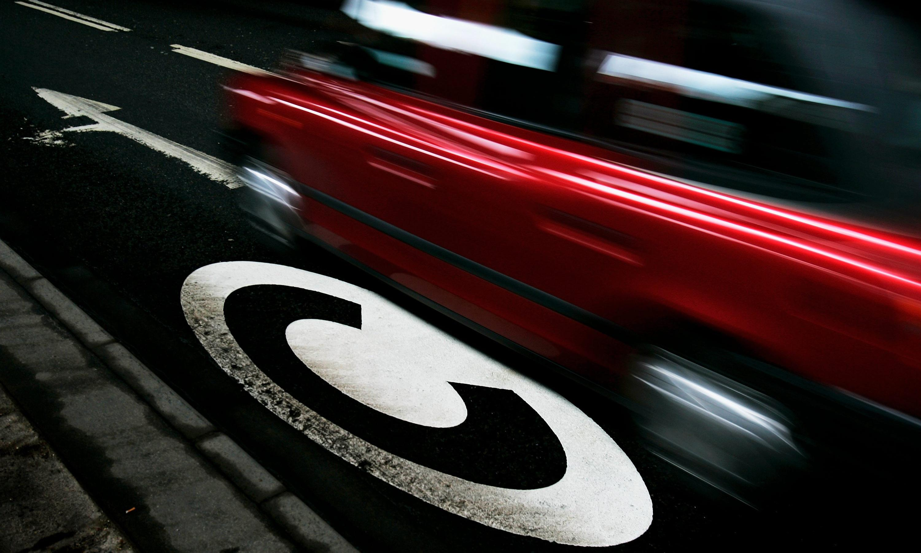 Think you paid the congestion charge? That could be a £160 fine anyway