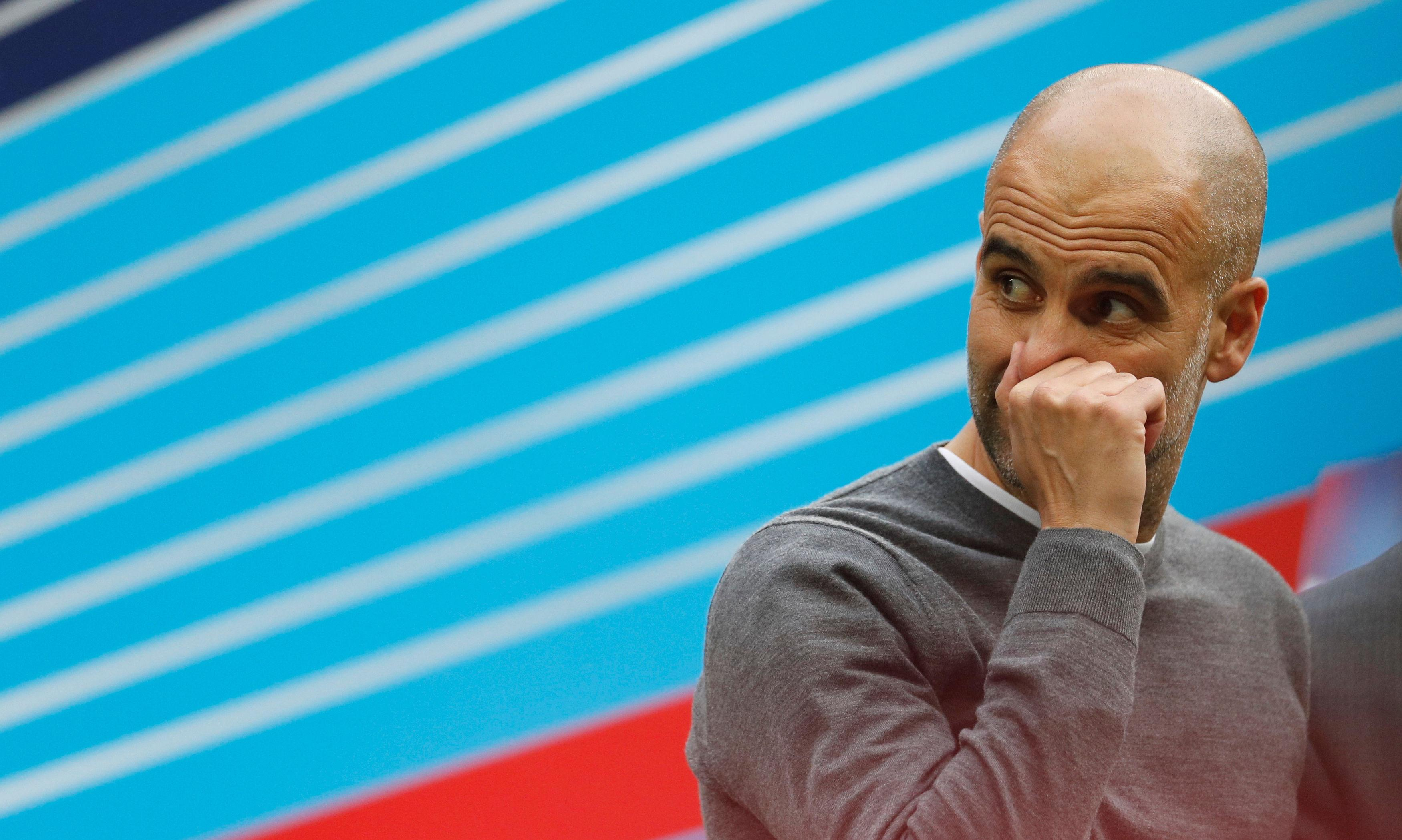 Tired but still hungry, Pep Guardiola knows City need Champions League