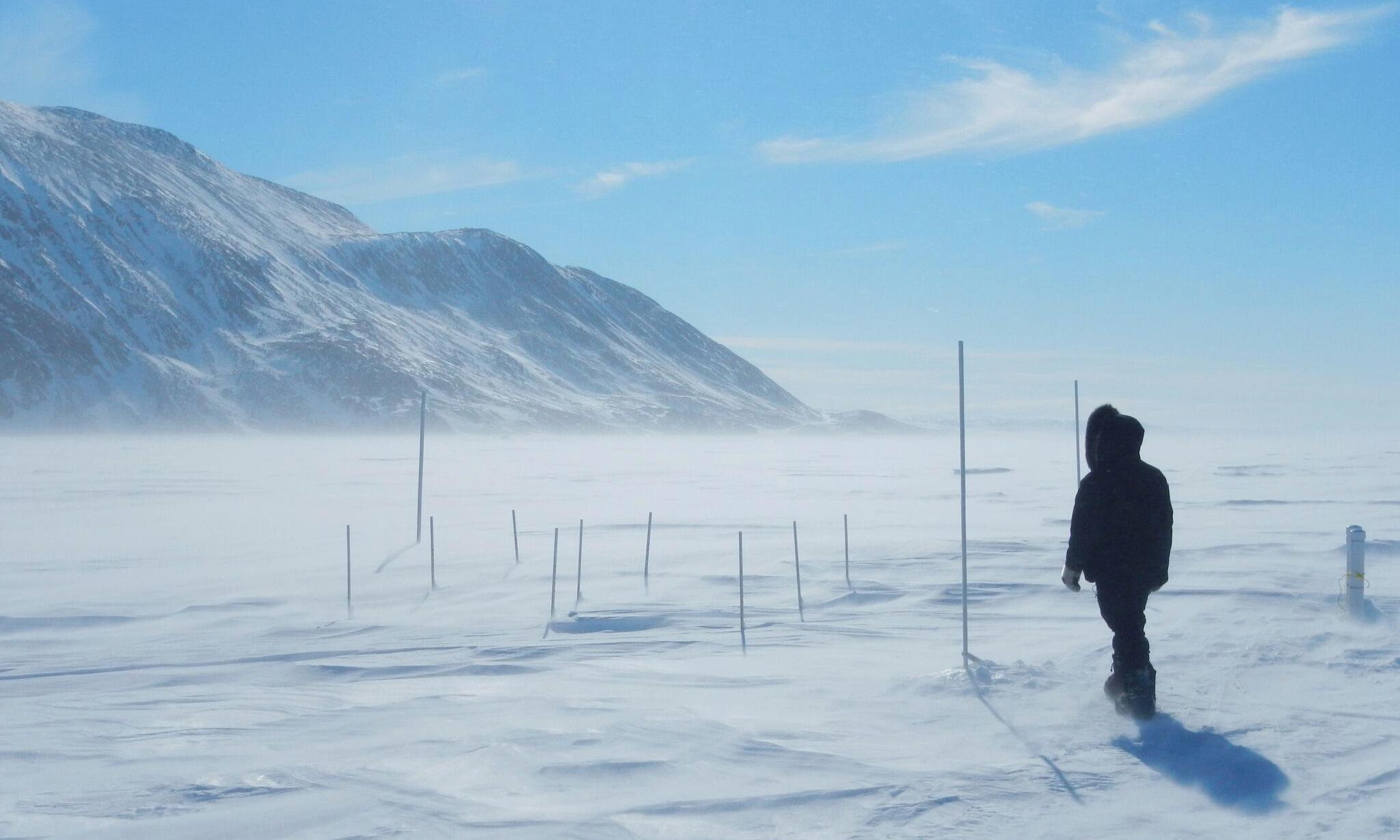 How 'smart ice' is helping to save lives on Canada's thinning sea ice