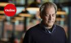 MANCHESTER, 10 March 2017 - Writer and director Paul Auster at Home arts centre in Manchester