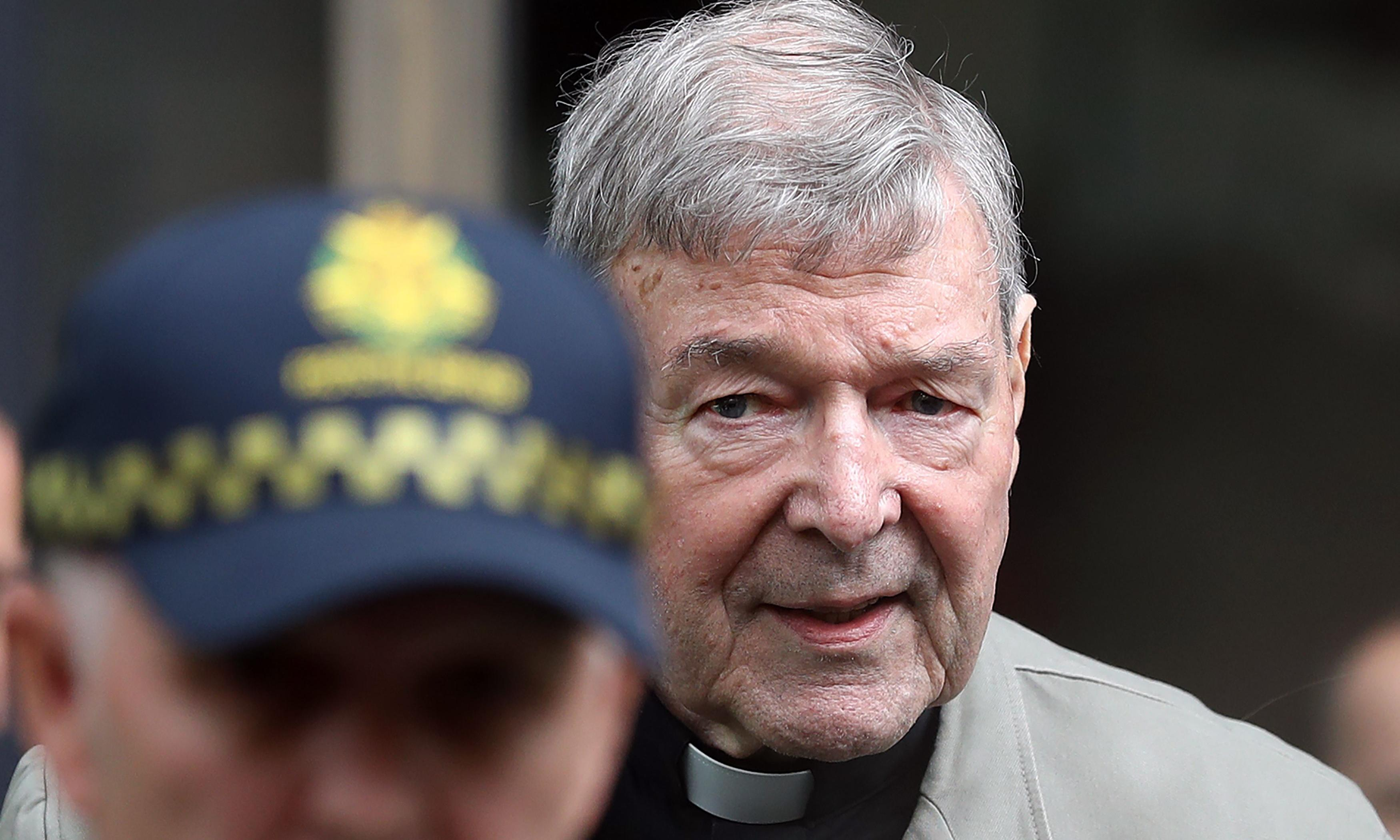 George Pell's lawyers accuse prosecutors of 'mischaracterising' cardinal's appeal