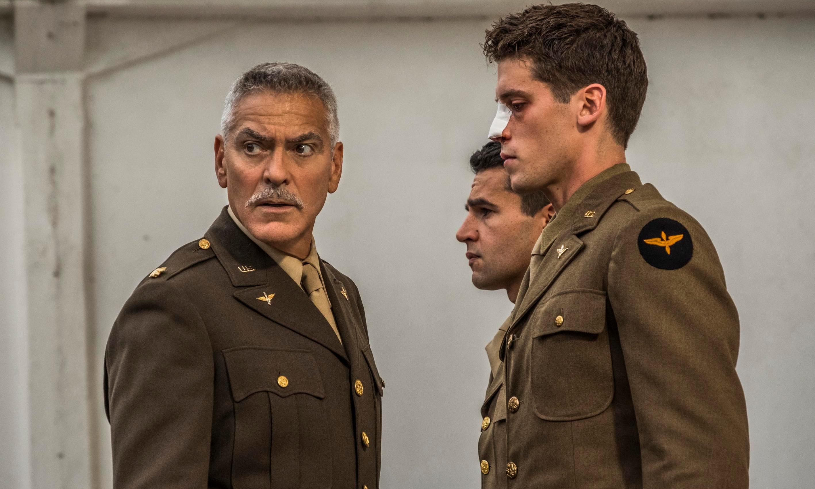 TV tonight: George Clooney brings Joseph Heller's Catch-22 to the small screen