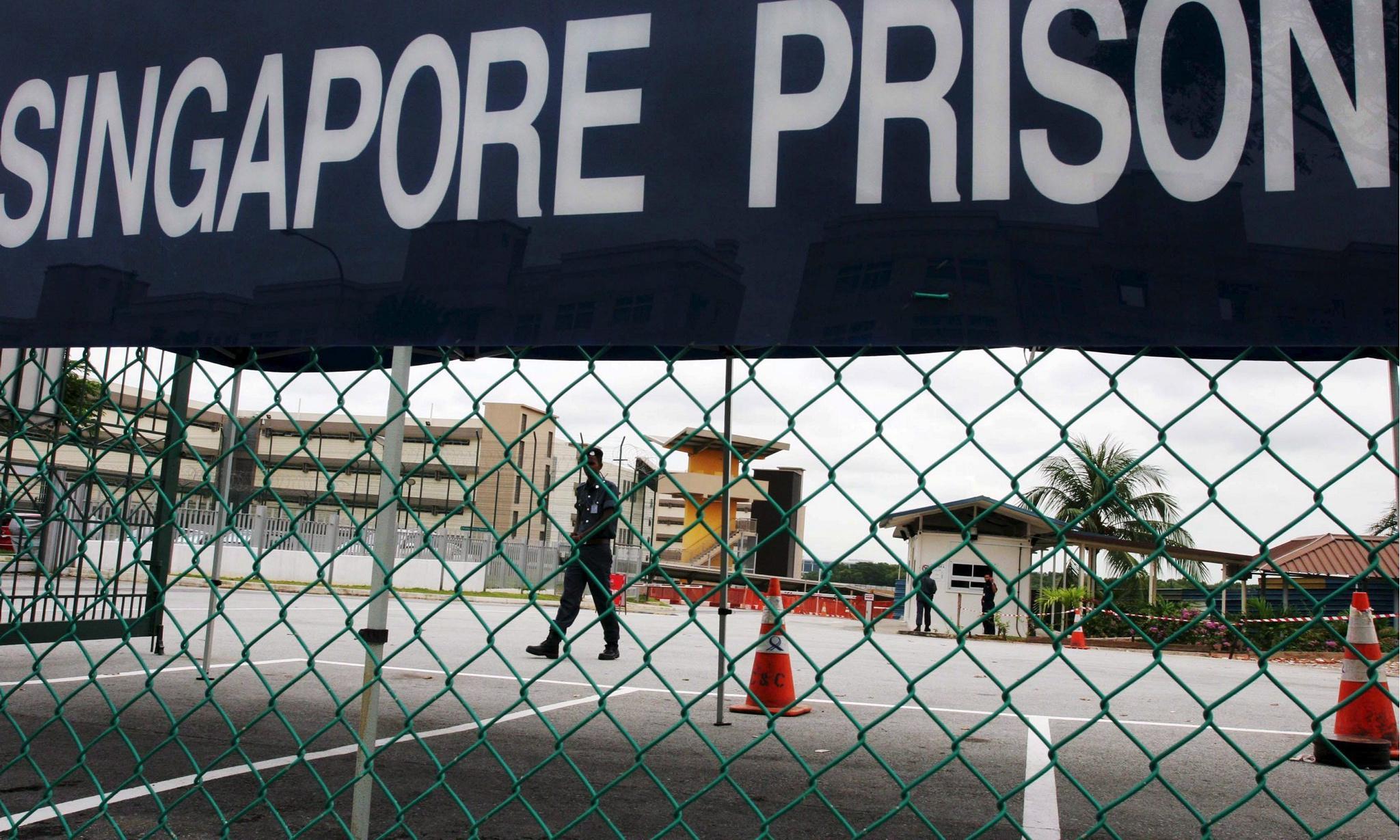 A London DJ's punishment sheds light on Singapore's caning shame