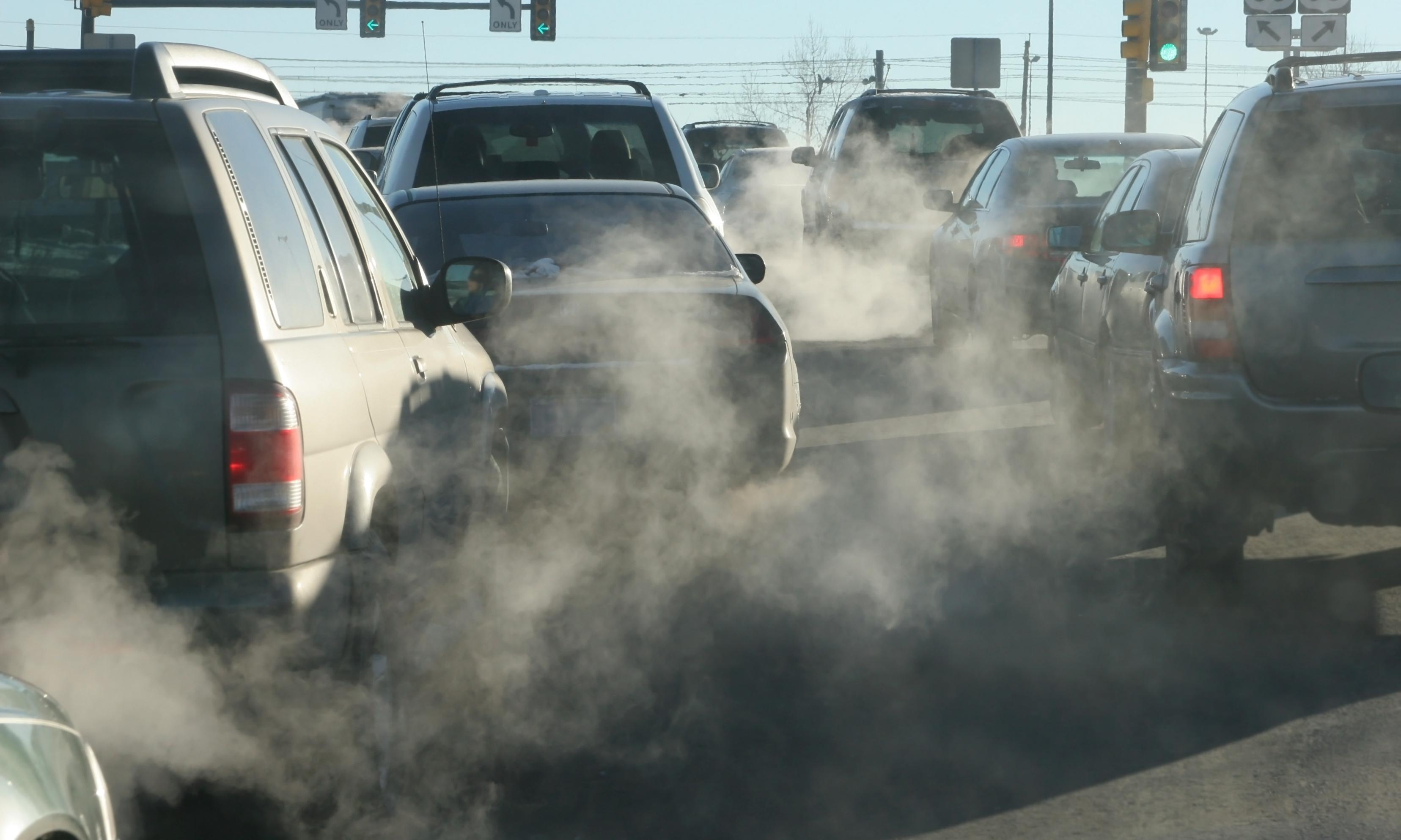 Raise car fuel prices to fight air pollution, says rightwing thinktank