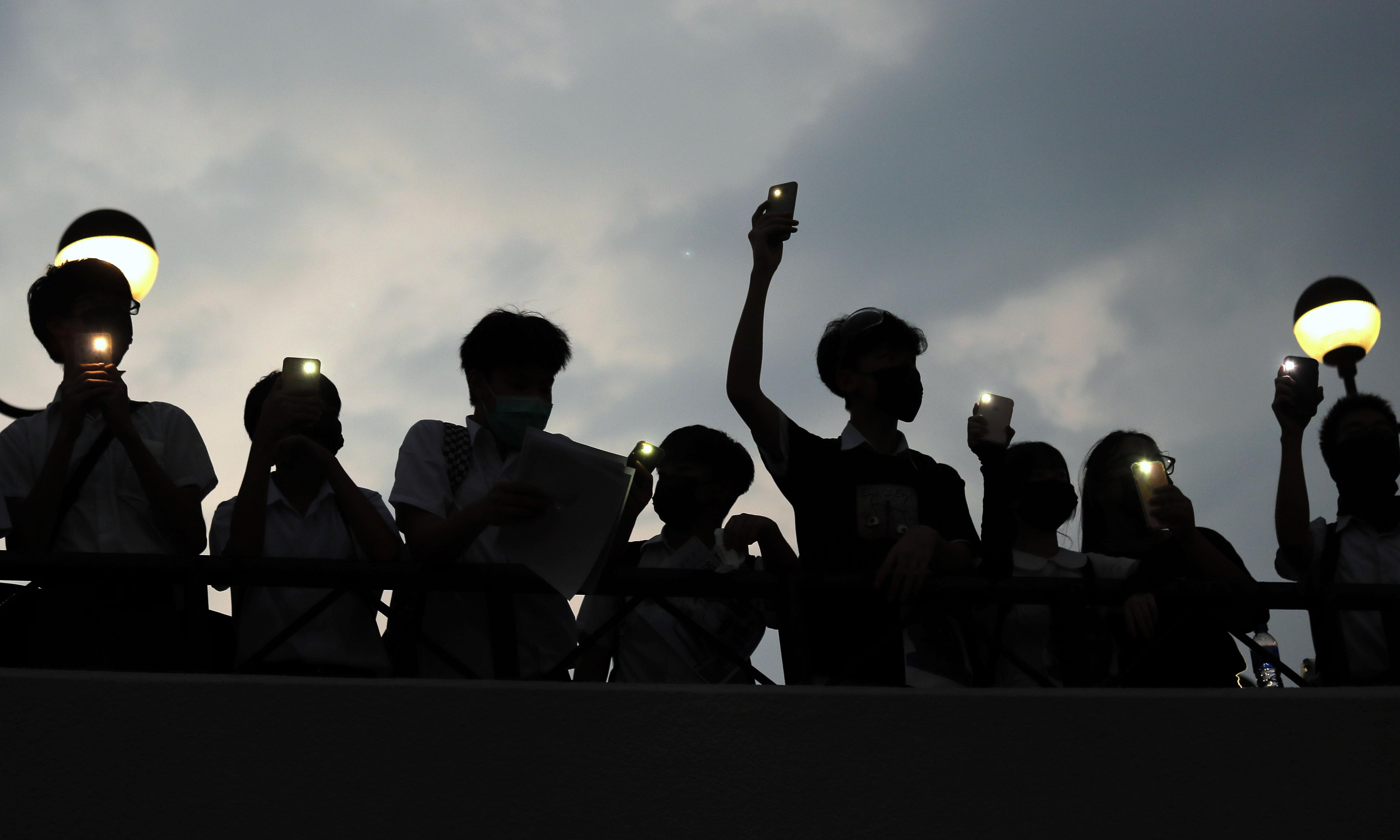Hong Kong protests: tech war opens up with doxxing of protesters and police