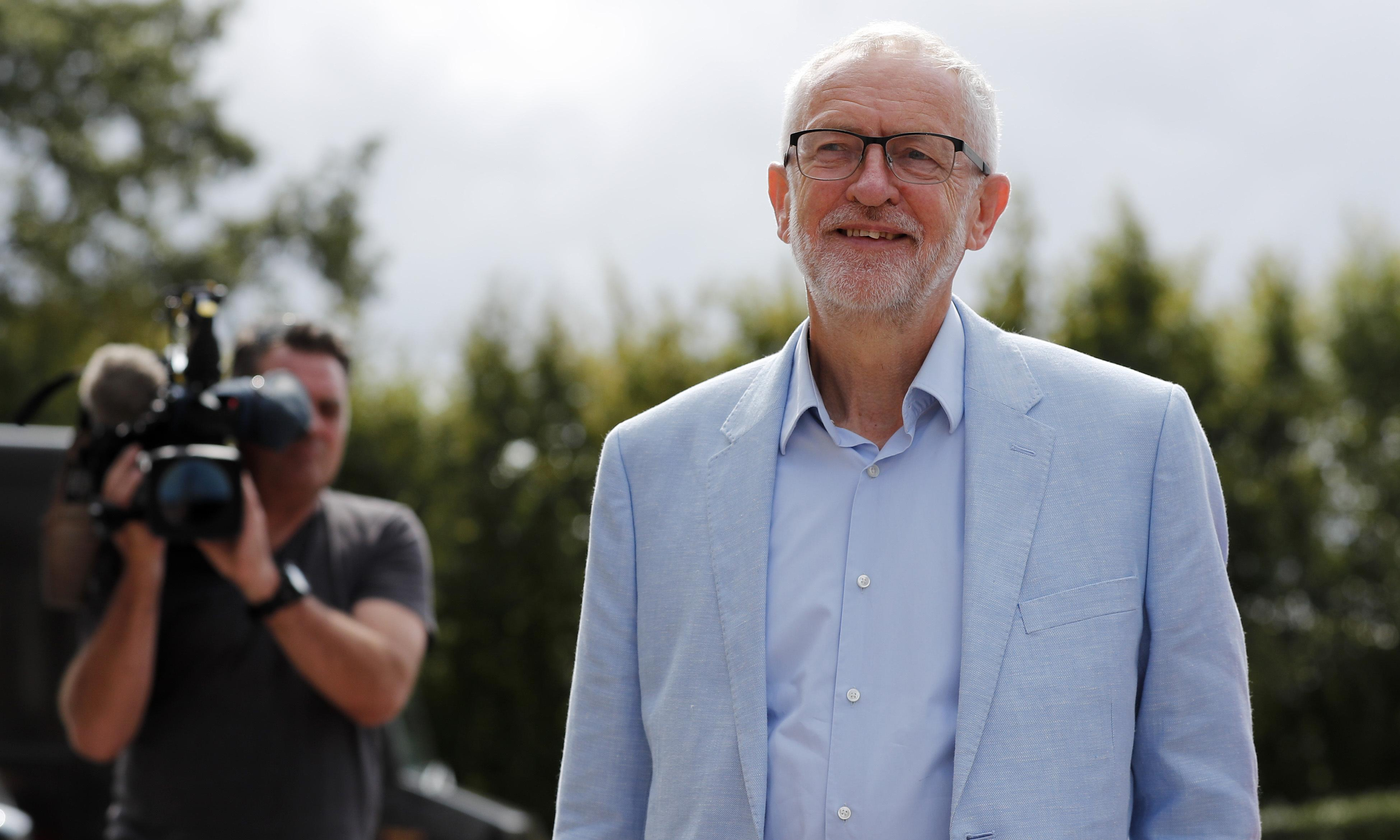Yes, Jeremy Corbyn is divisive. But division is just what our broken politics needs